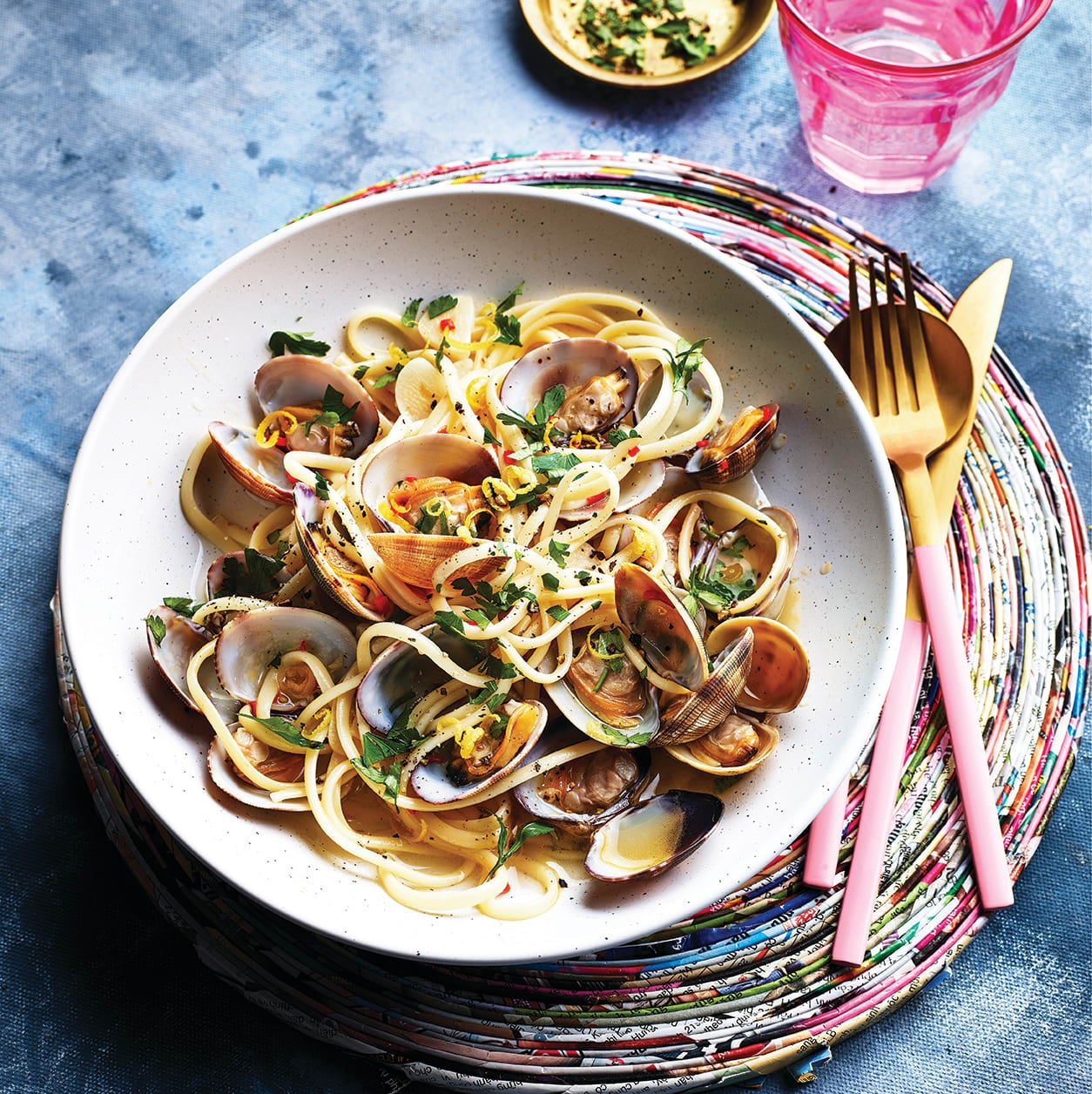 Photo of Linguine vongole by WW