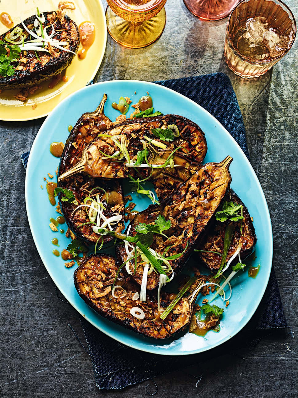 Photo of Barbecued miso aubergines by WW