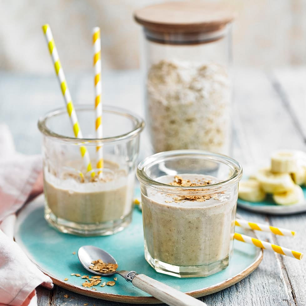 Photo of Oat & banana smoothie by WW