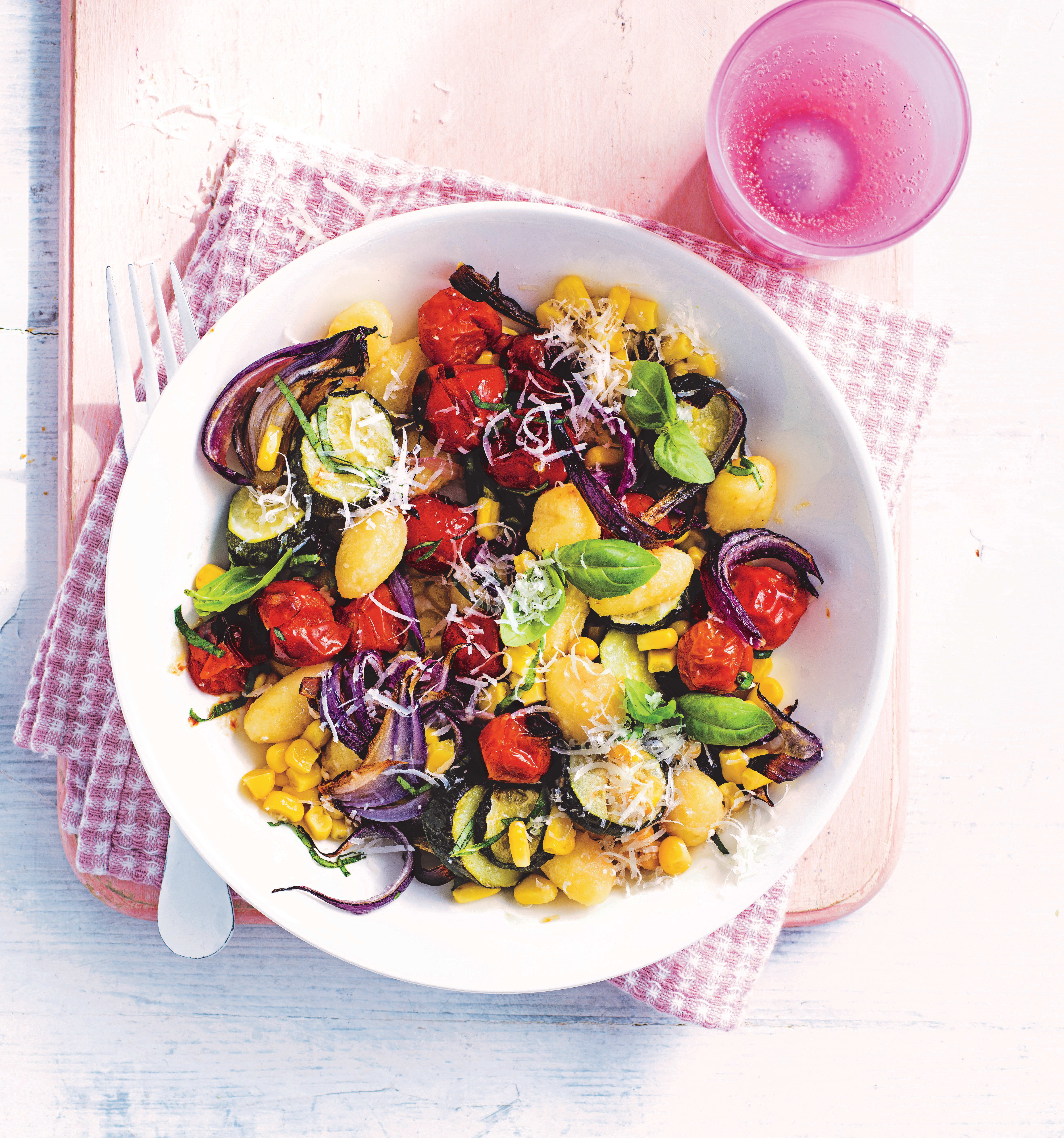 Photo of Summer roast vegetable gnocchi by WW