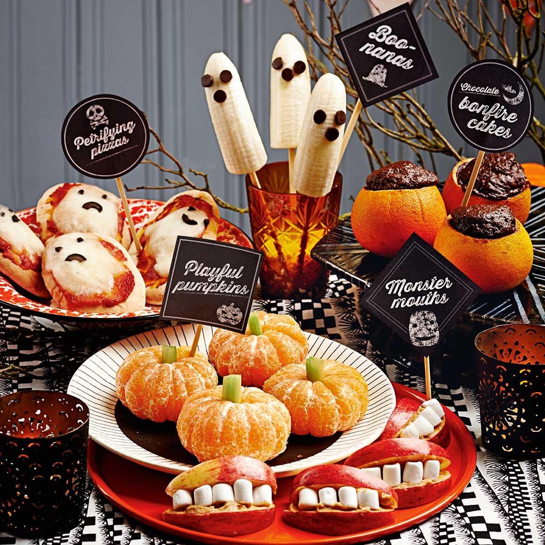 Photo of Playful pumpkins & boo-nanas by WW