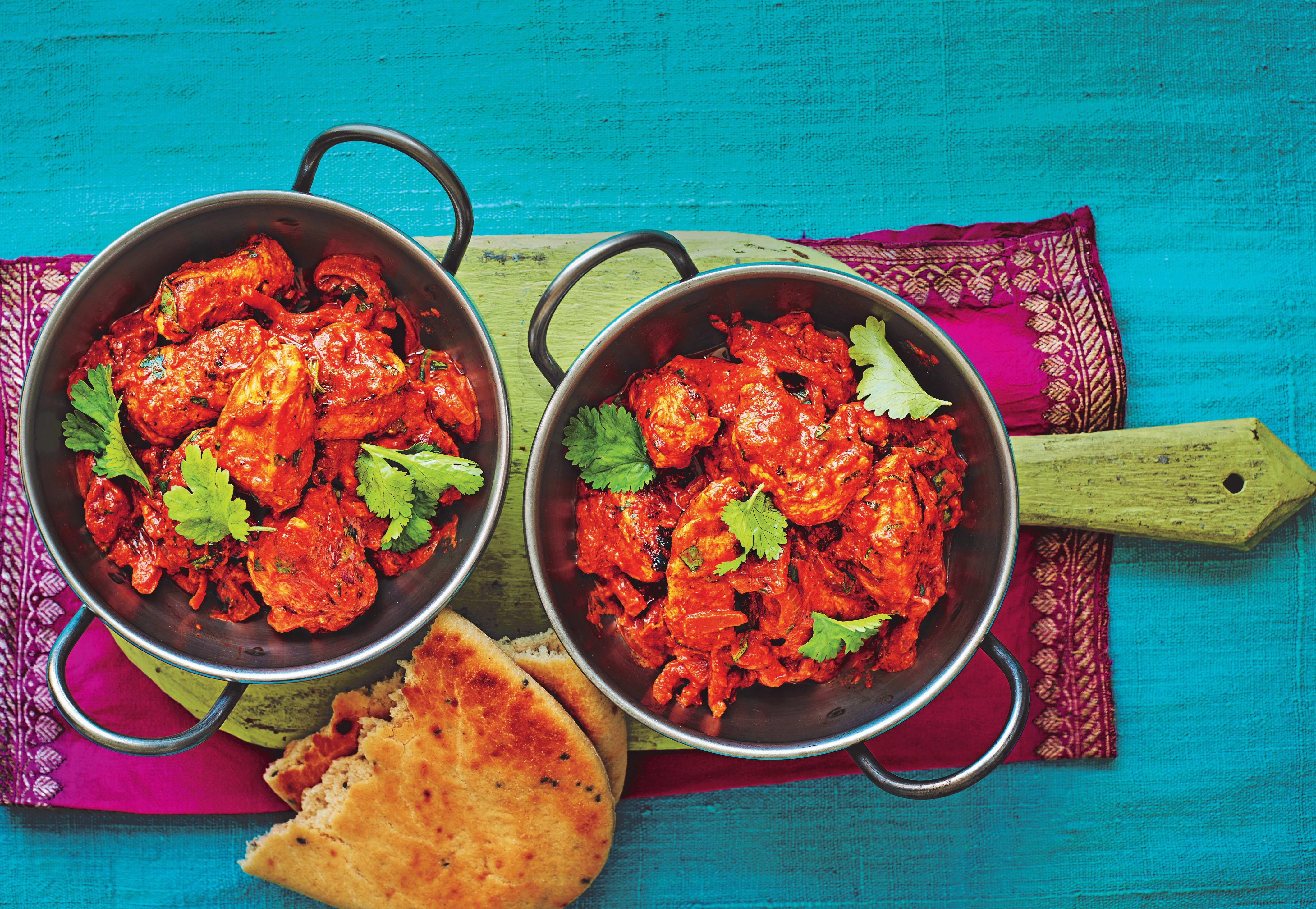 Photo of Indian butter chicken by WW