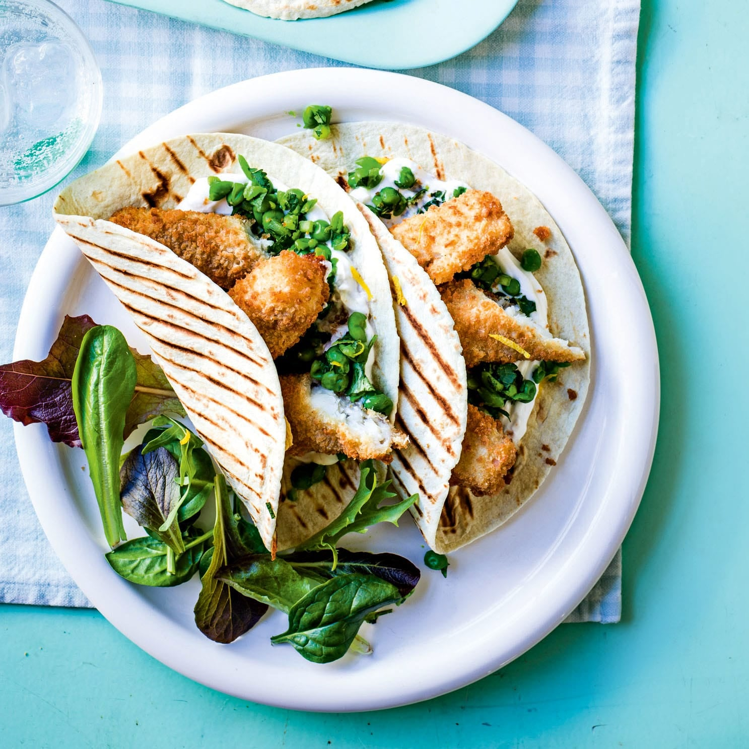 Photo of Fish finger tacos by WW