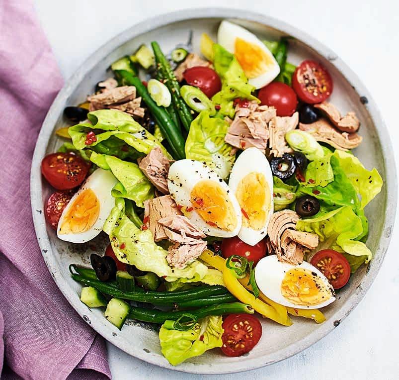 Photo of Niçoise salad by WW