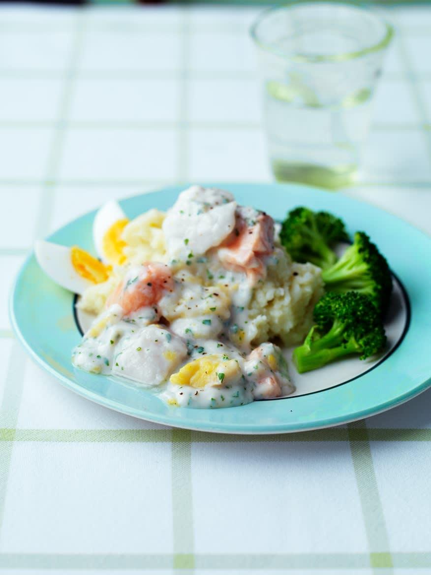 Photo of Topsy-turvy fish pie by WW