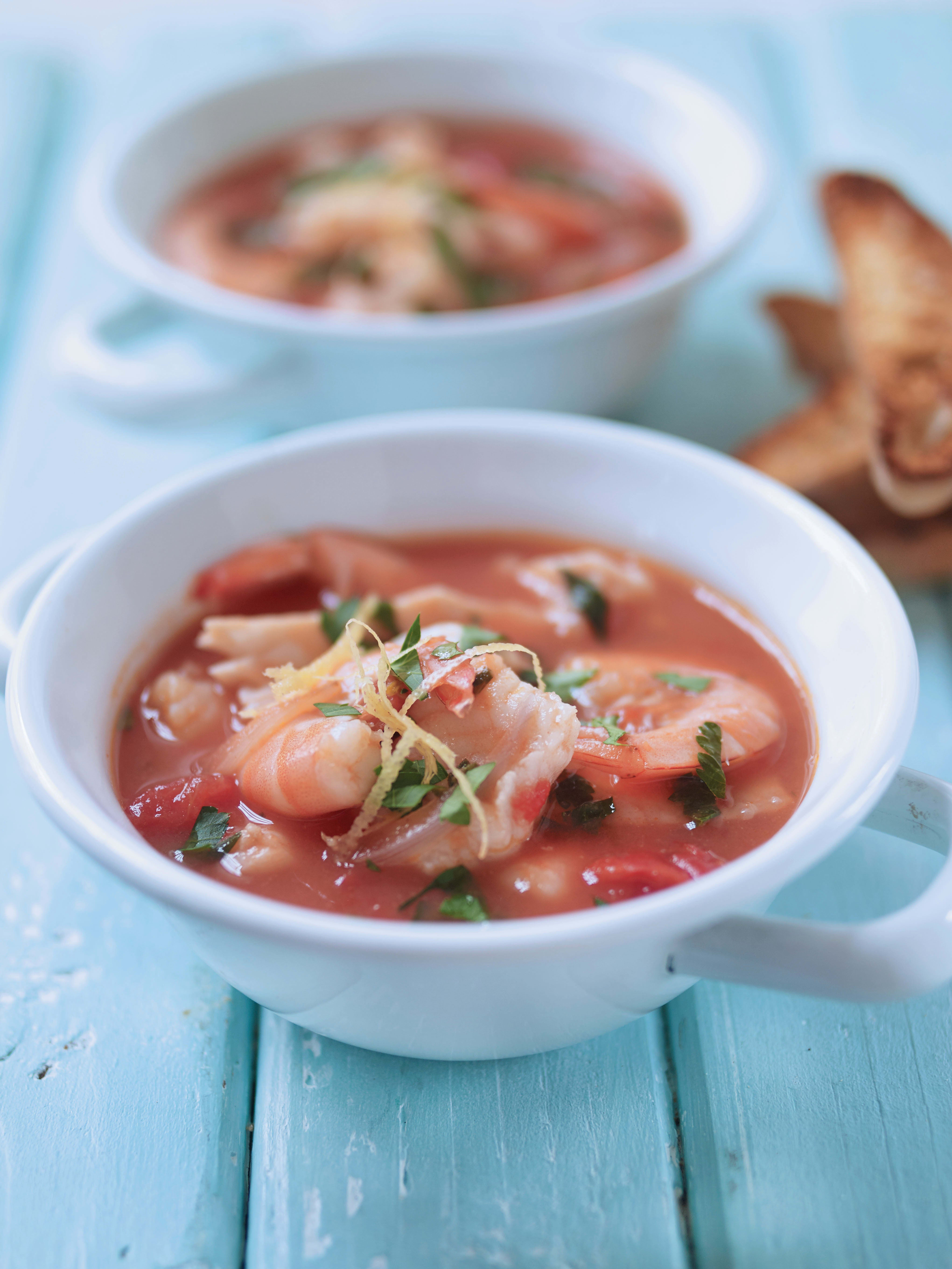 Photo of Tuscan fish stew by WW