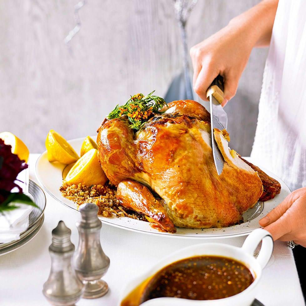 Photo of Traditional roast turkey by WW