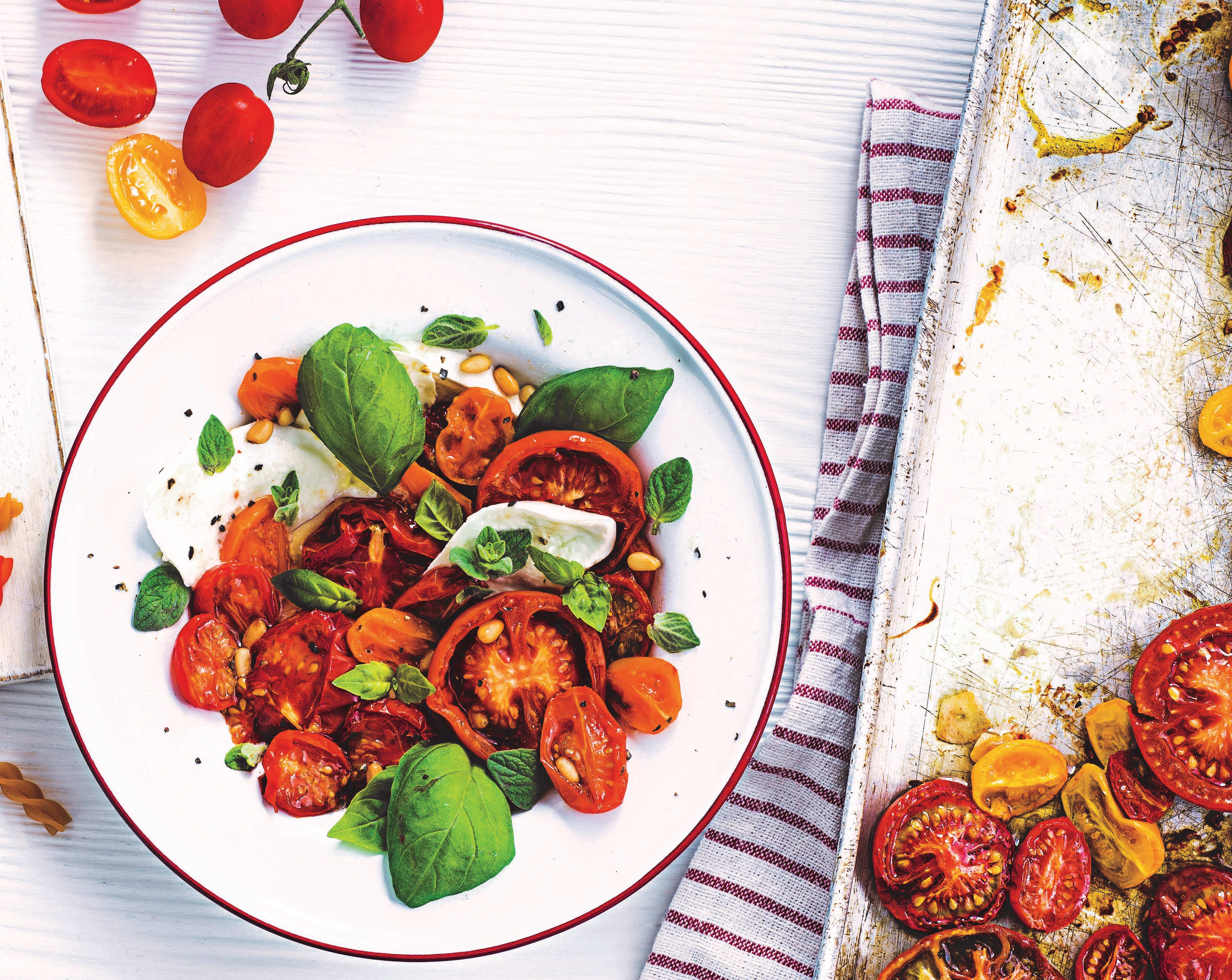 Photo of Roasted tomato tricolore salad by WW