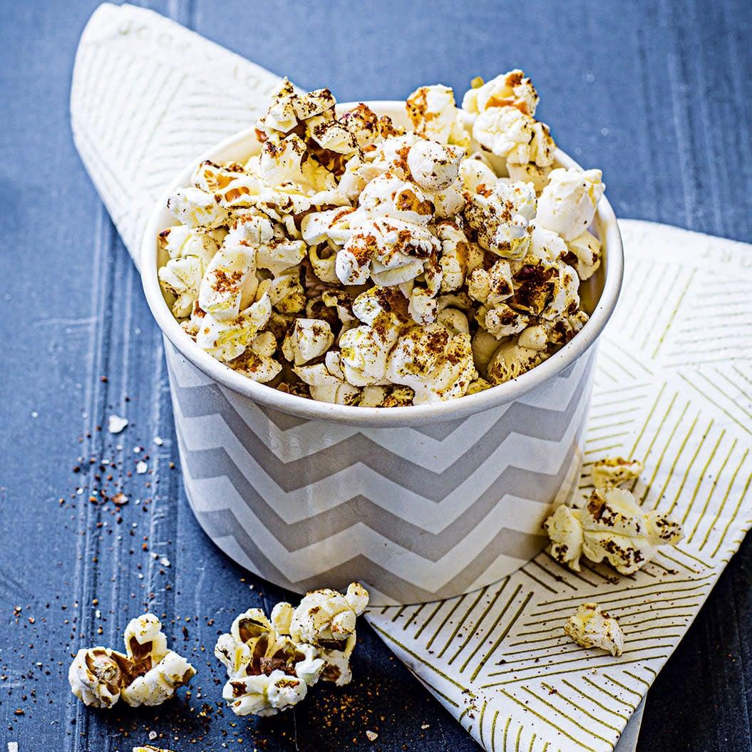 Photo of Sweet & spicy popcorn by WW