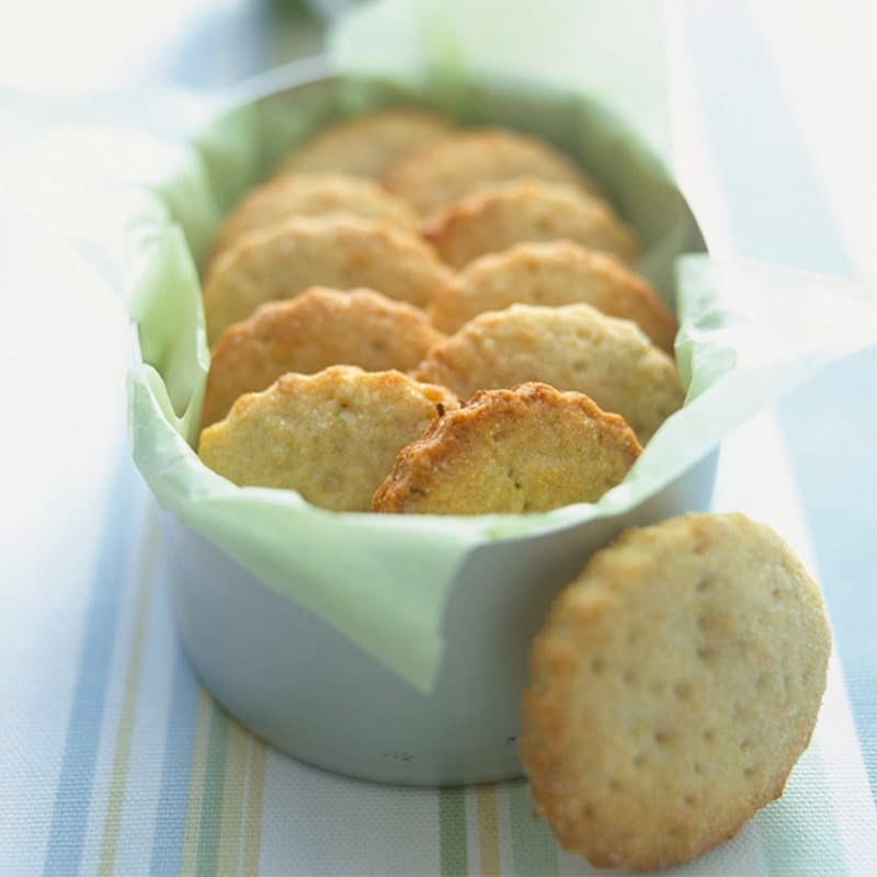 Photo of Lemon & lime biscuits by WW
