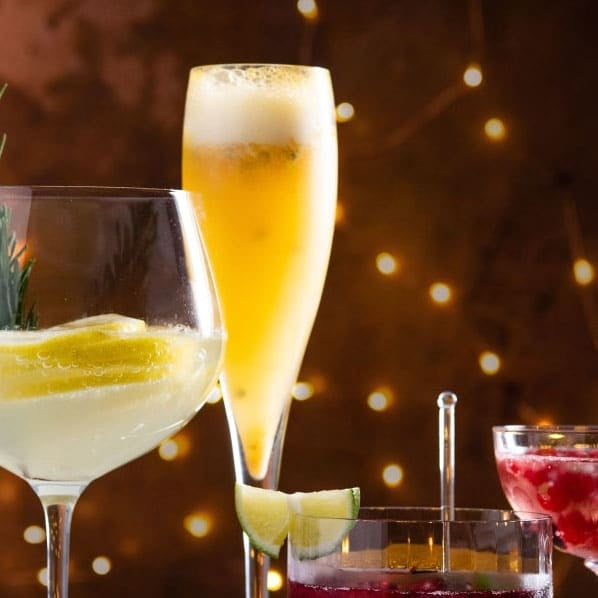 Photo of Passion fruit Bellinis by WW
