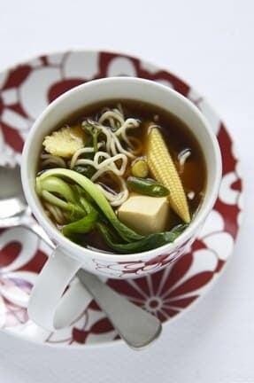 Photo of Hot & sour noodle soup by WW