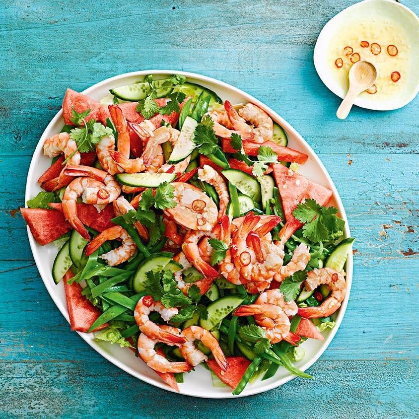 Photo of Watermelon & prawn salad by WW