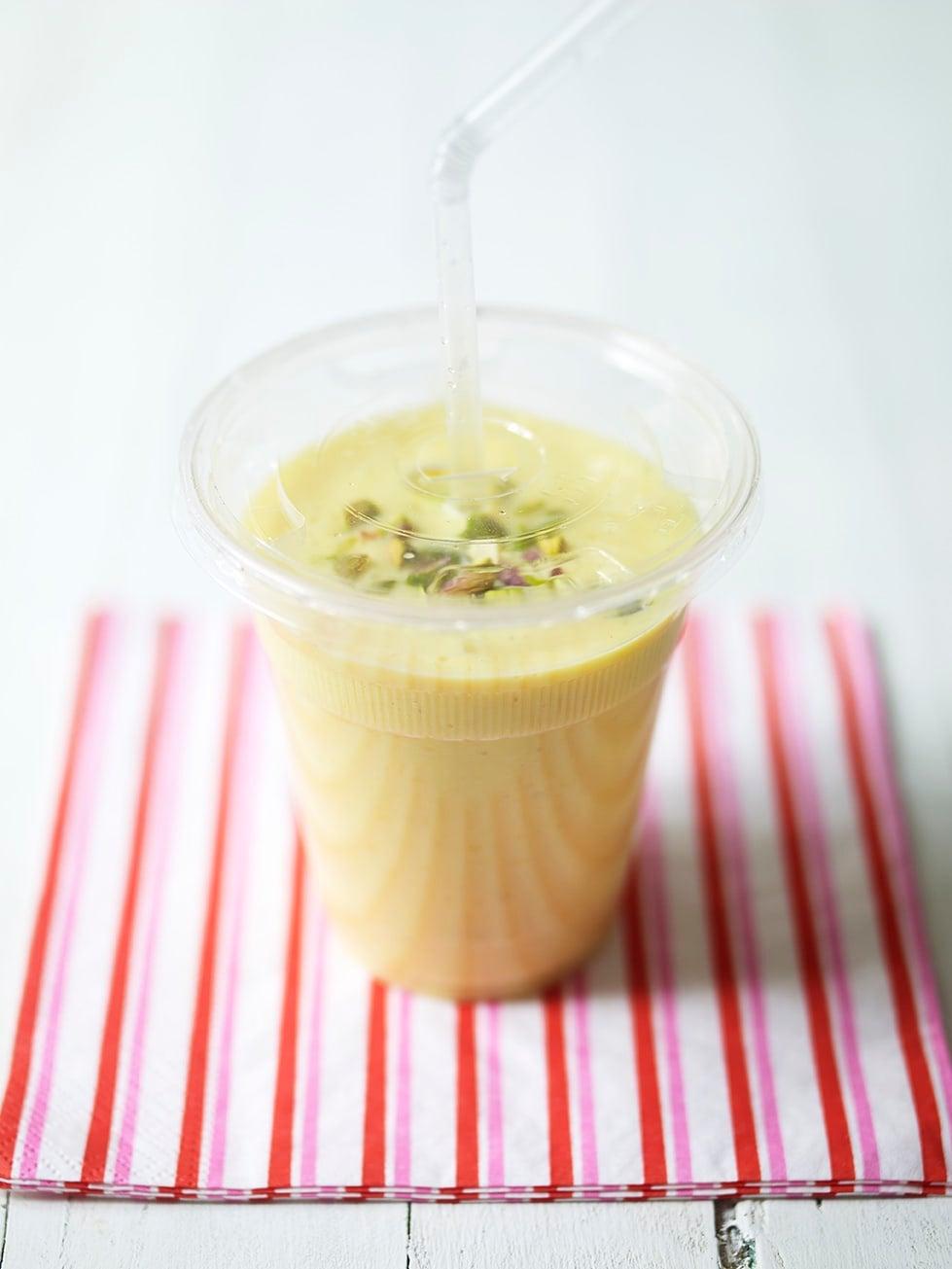 Photo of Mango & pistachio lassi by WW