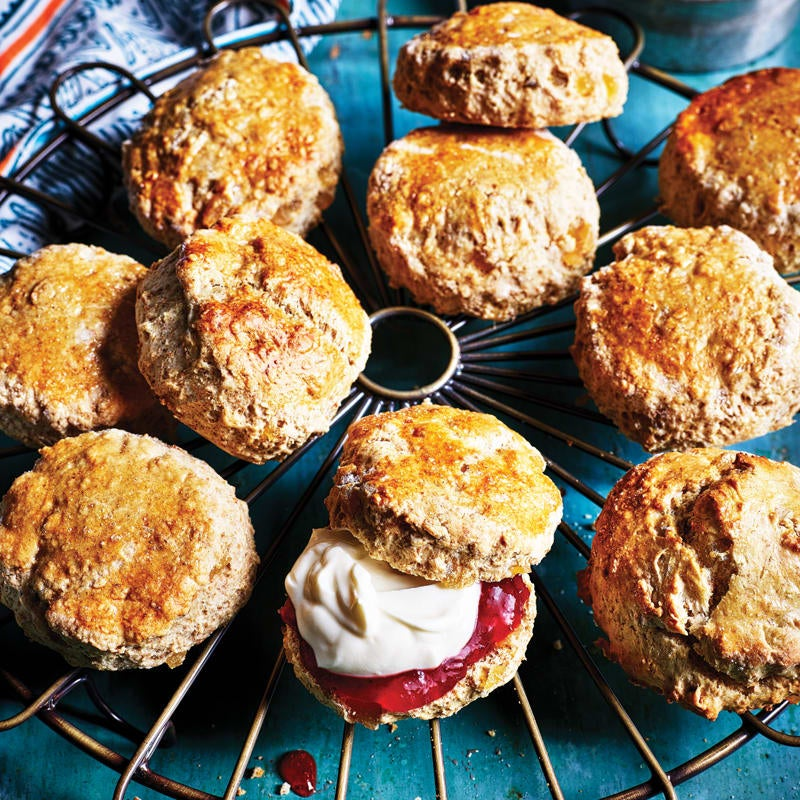 Photo of Spiced ginger scones by WW