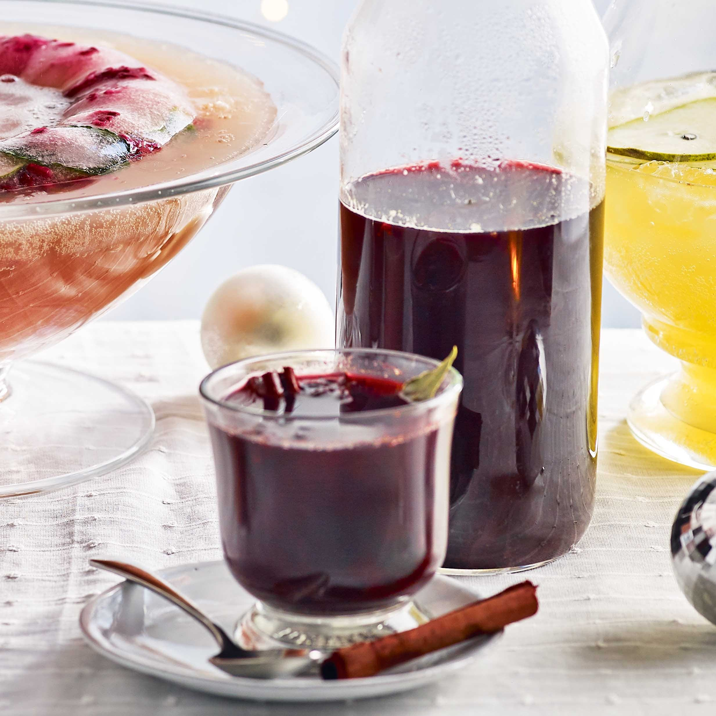 Photo of Spiced blackberry mulled wine by WW