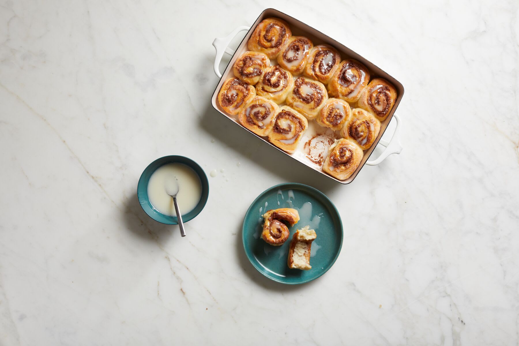Photo of Cinnamon rolls by WW