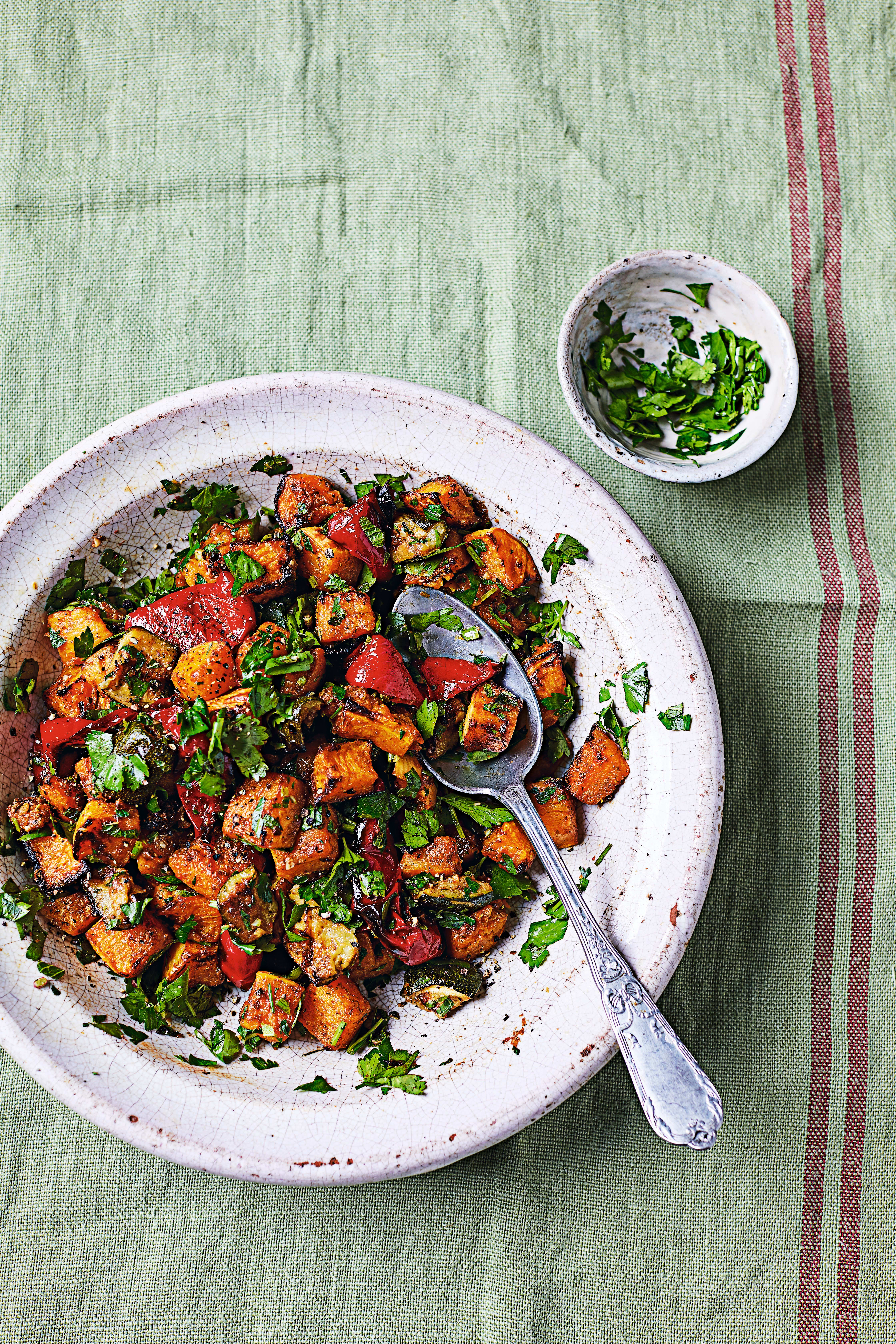 Photo of Spice-roasted vegetables by WW