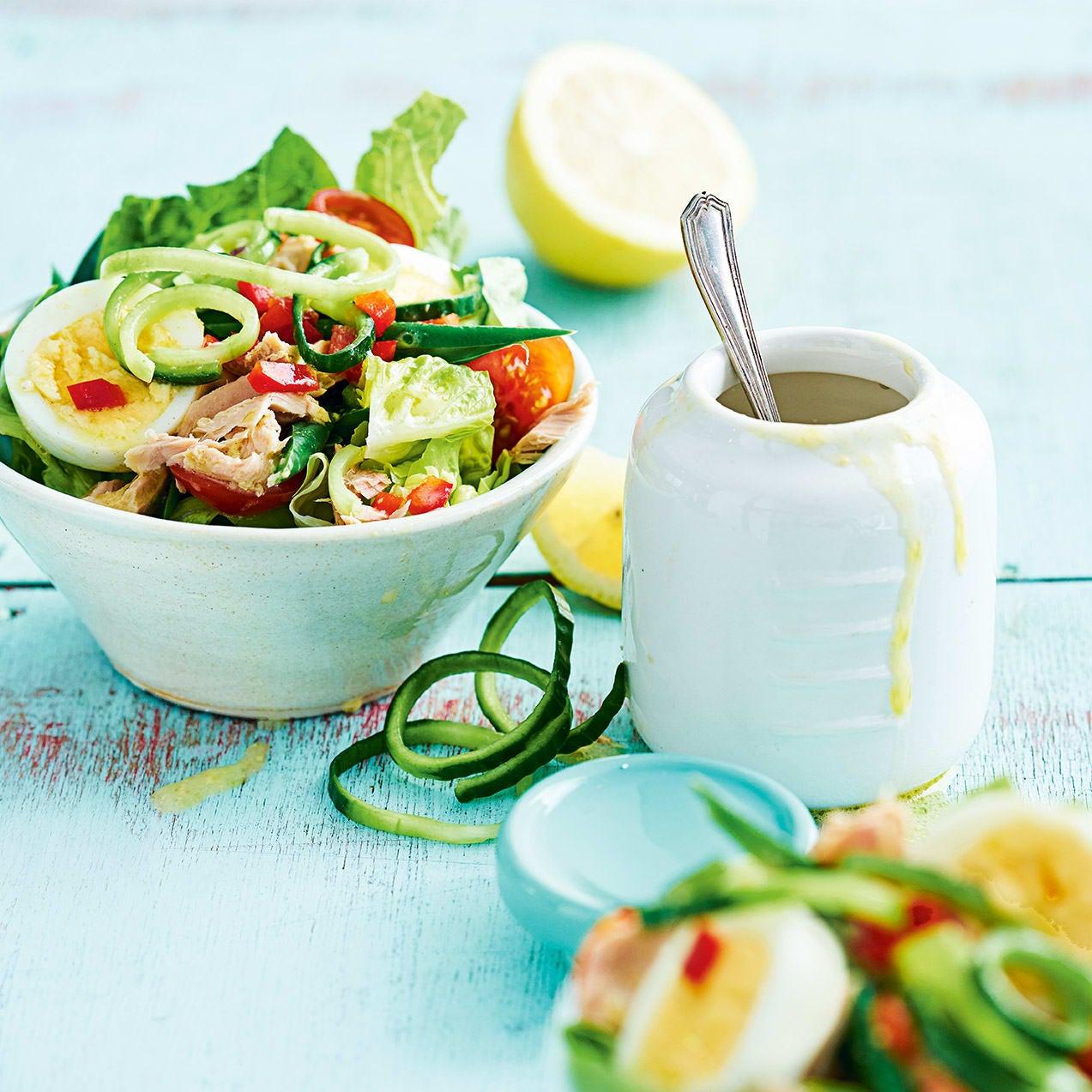 Photo of Tuna Nicoise salad by WW
