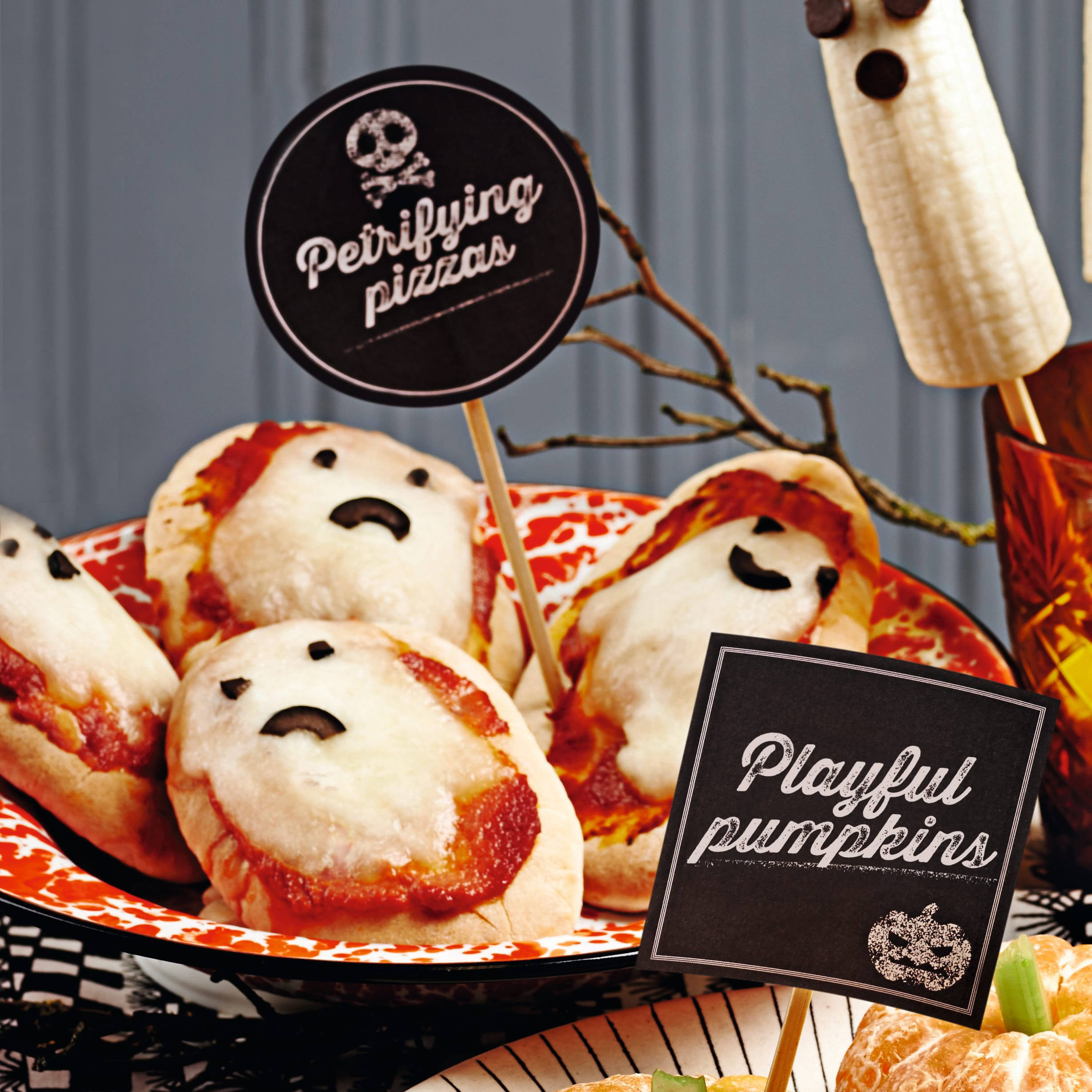 Photo of Petrifying pizzas by WW