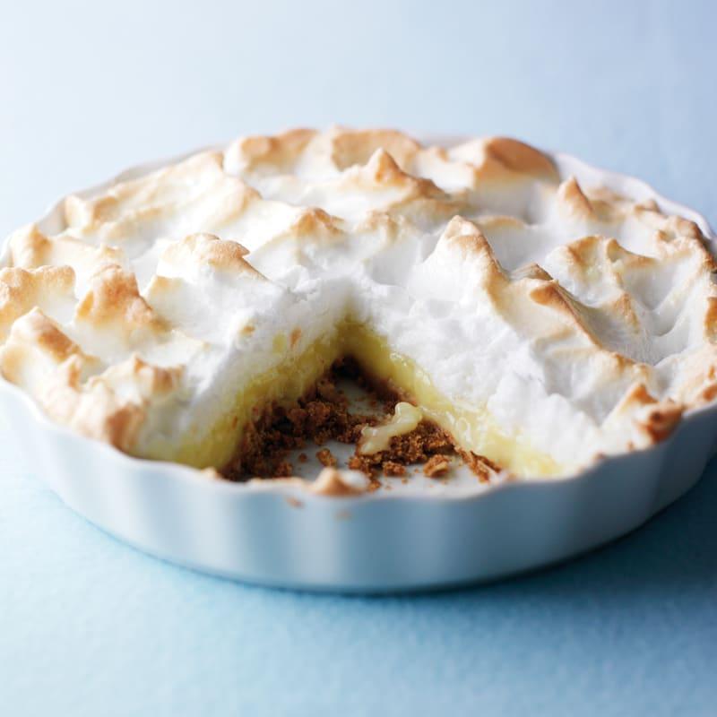 Photo of Lemon meringue pie by WW