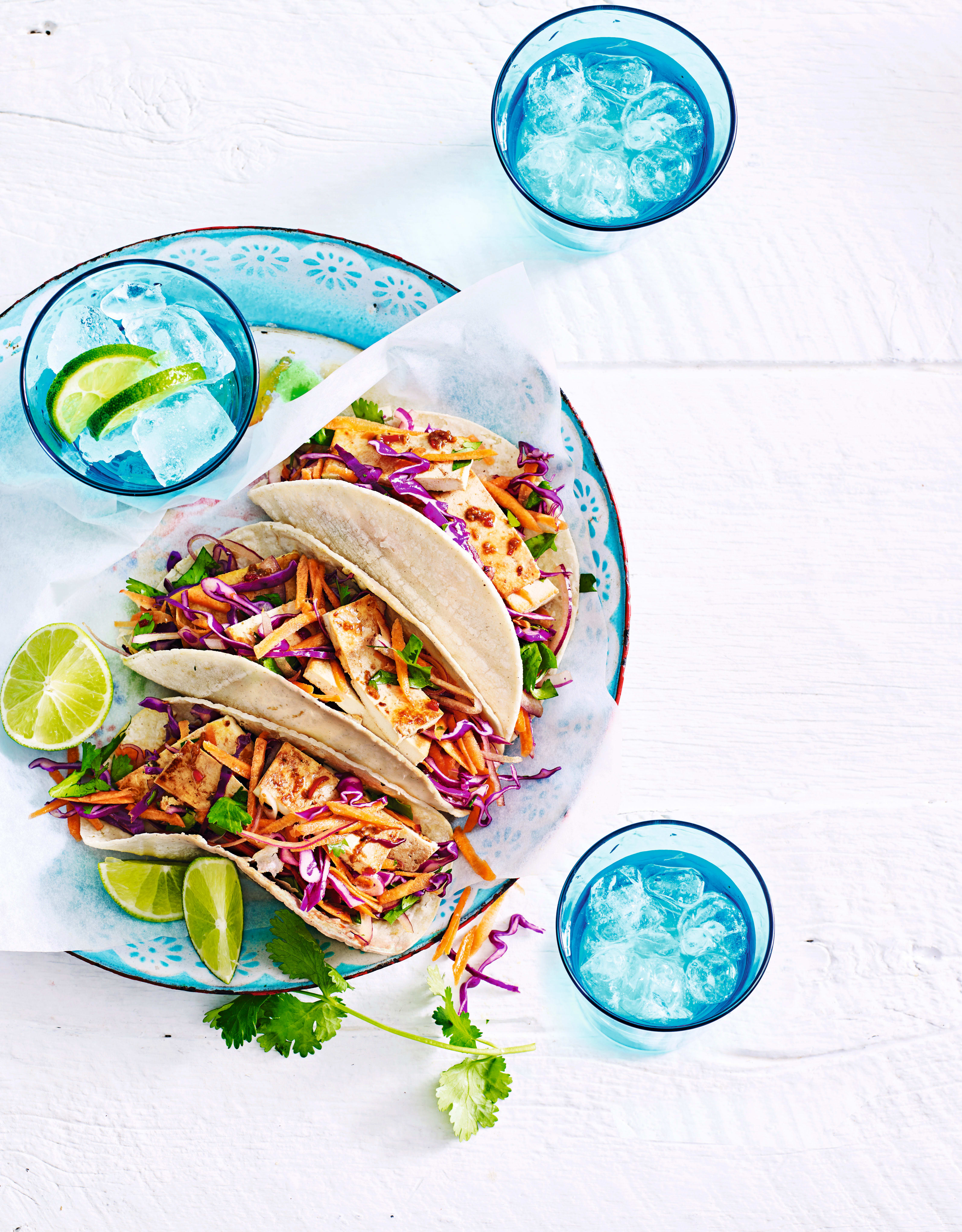 Photo of Fusion tofu tacos by WW