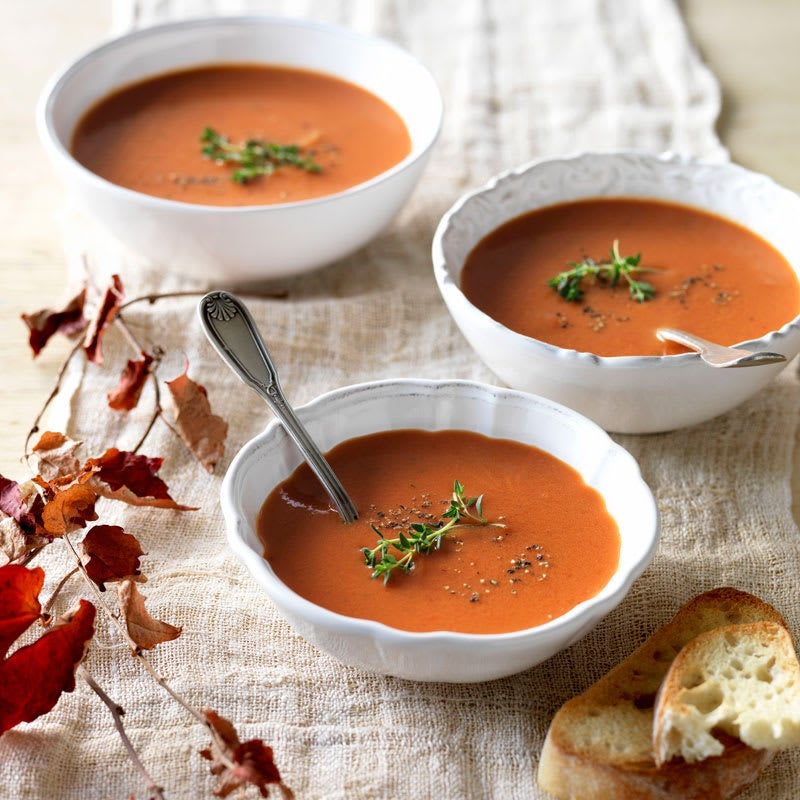 Photo of Cream of tomato soup by WW
