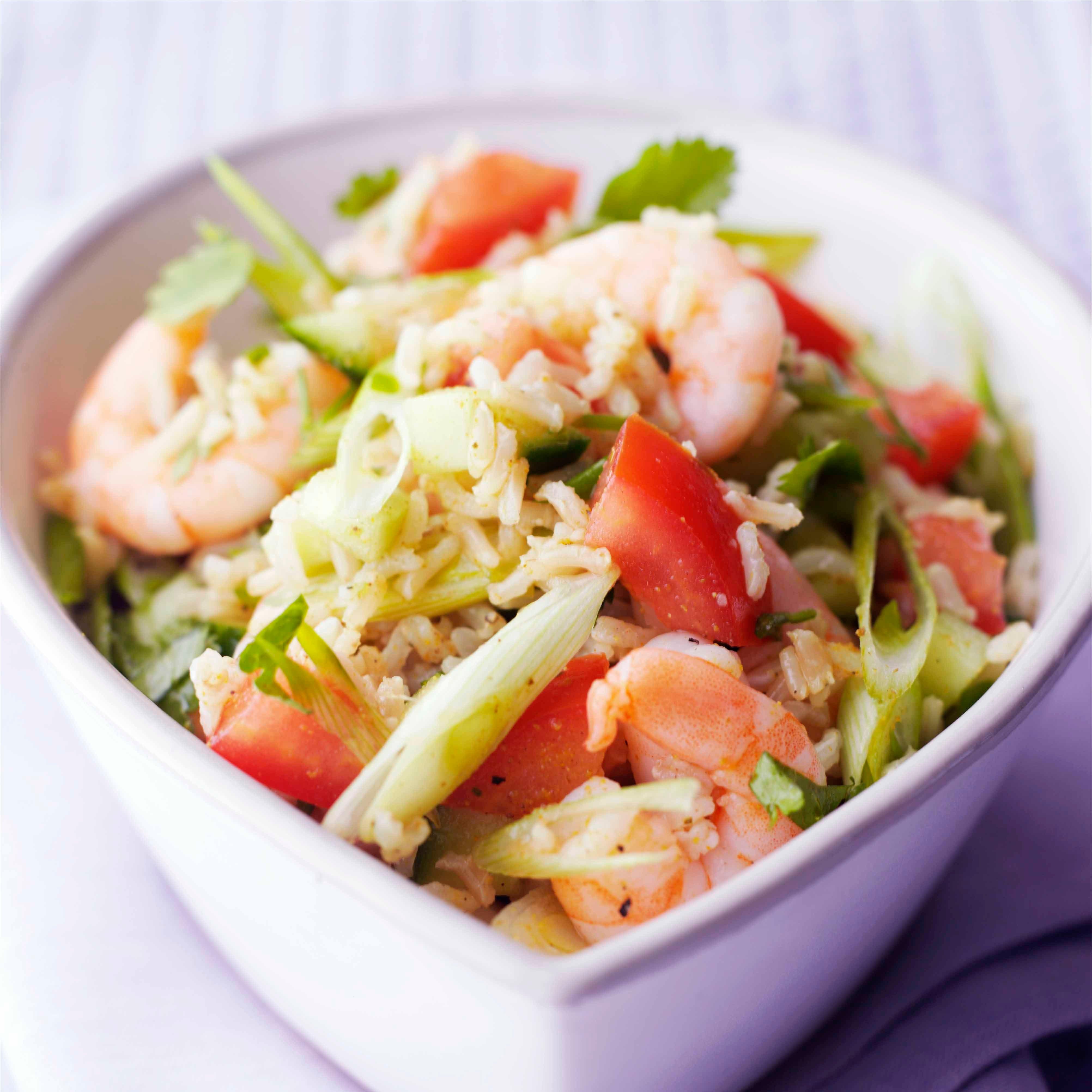 Photo of Brown rice biriyani salad by WW