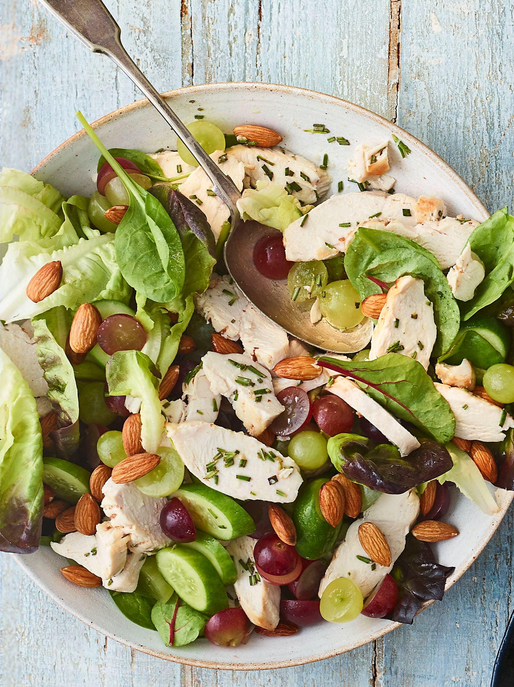 Photo of Chicken & grape salad by WW