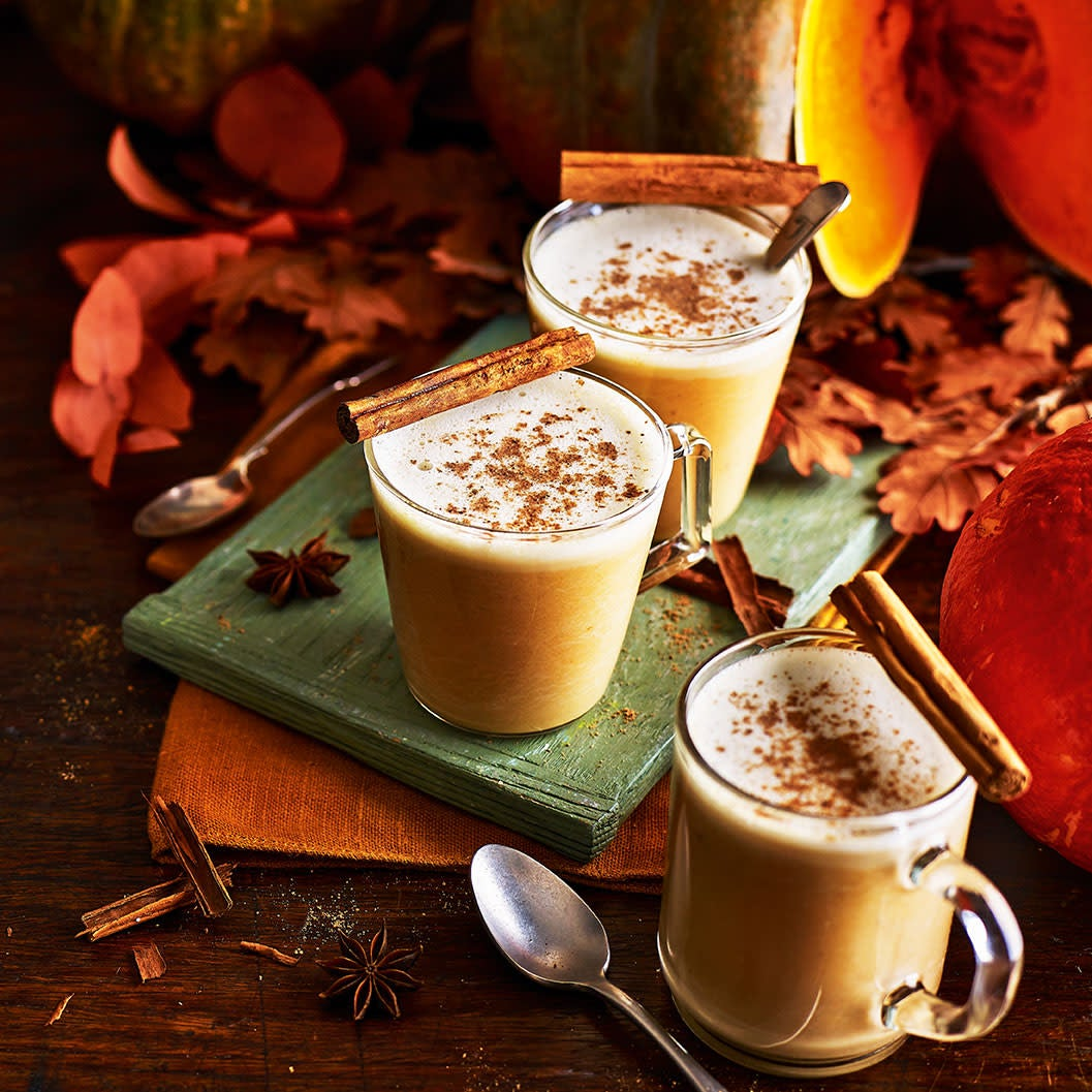Photo of Pumpkin spice latte by WW