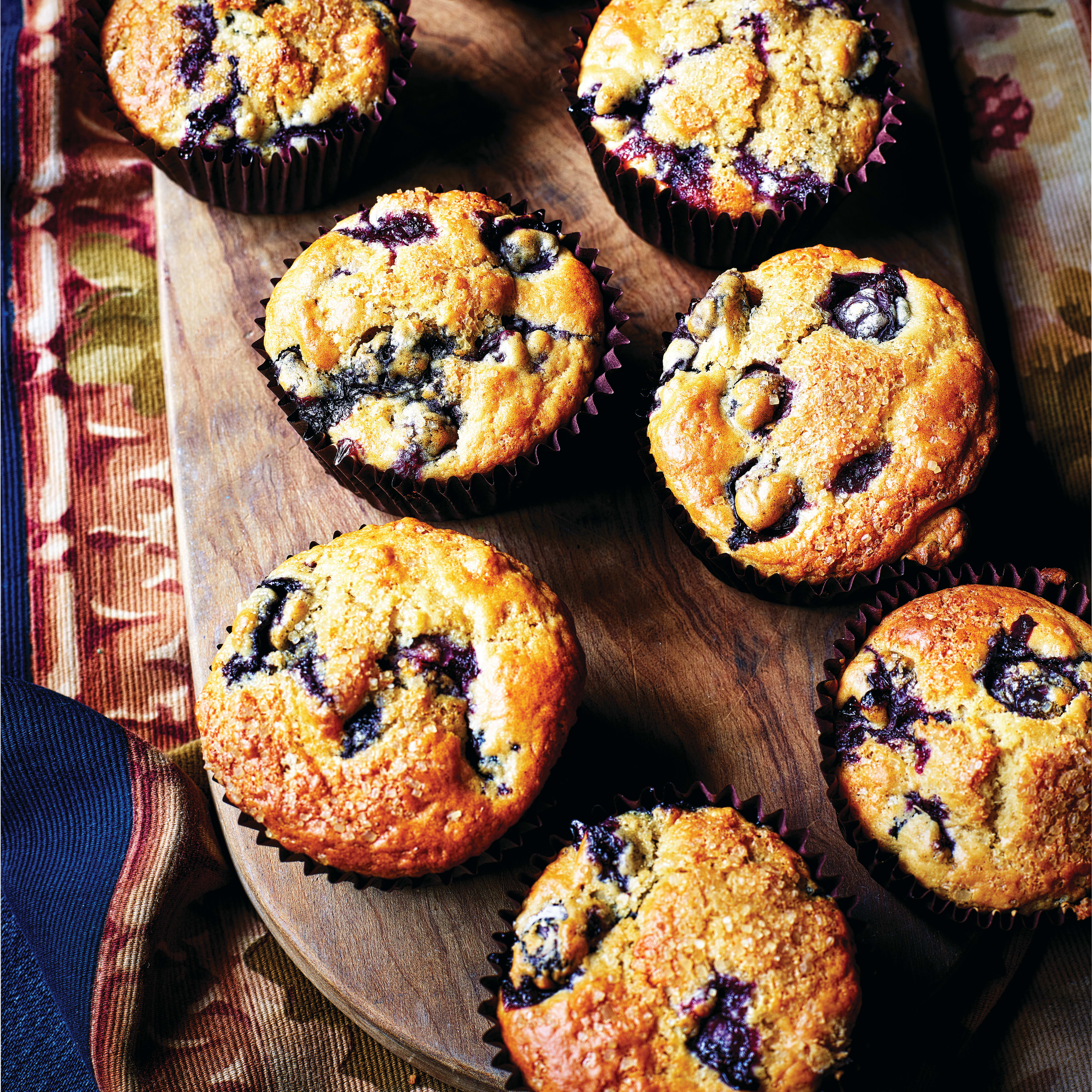 Photo of Blueberry muffins by WW