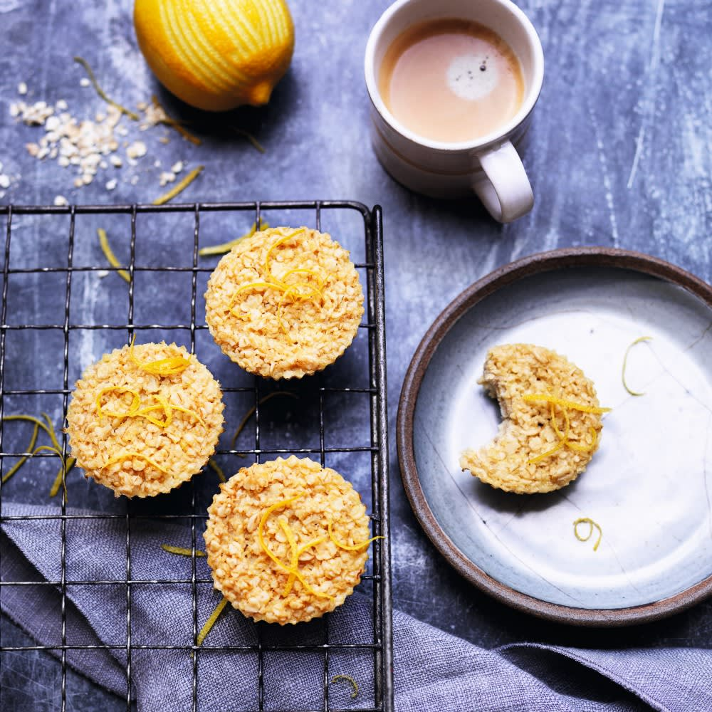 Photo of Lemon baked oat 'muffins' by WW