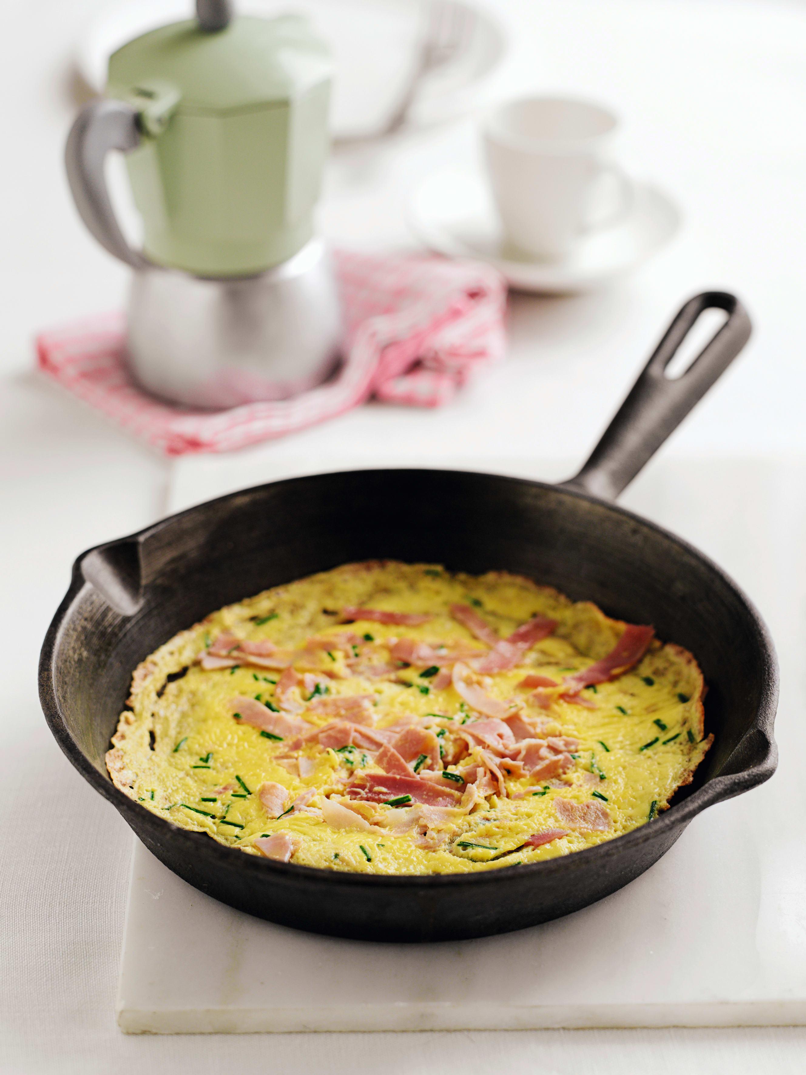 Photo of Italian ham omelette by WW