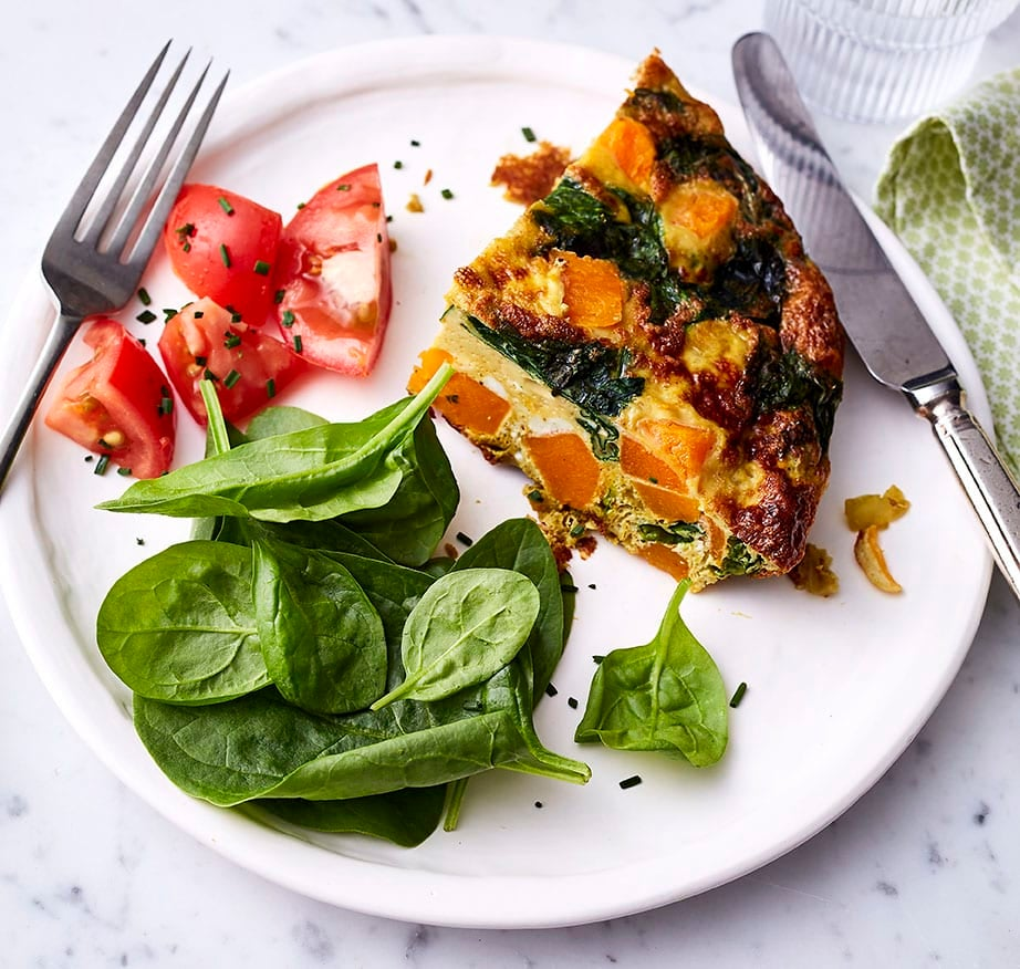 Photo of Squash & spinach frittata by WW