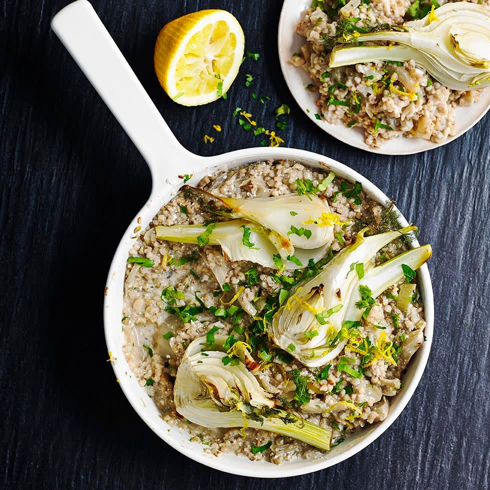 Photo of Fennel & lemon risotto by WW