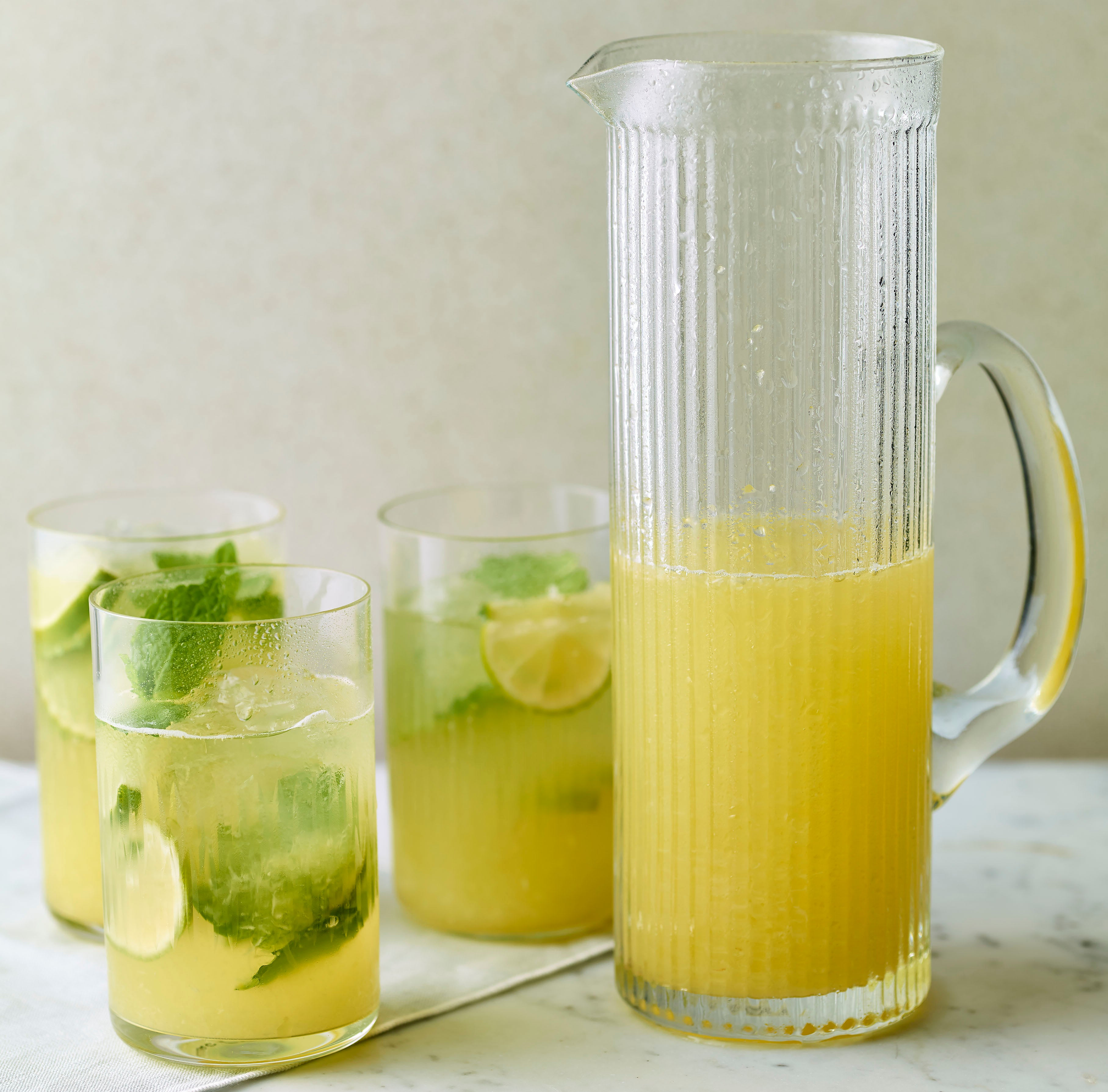 Photo of Pineapple, lime & coconut cooler by WW