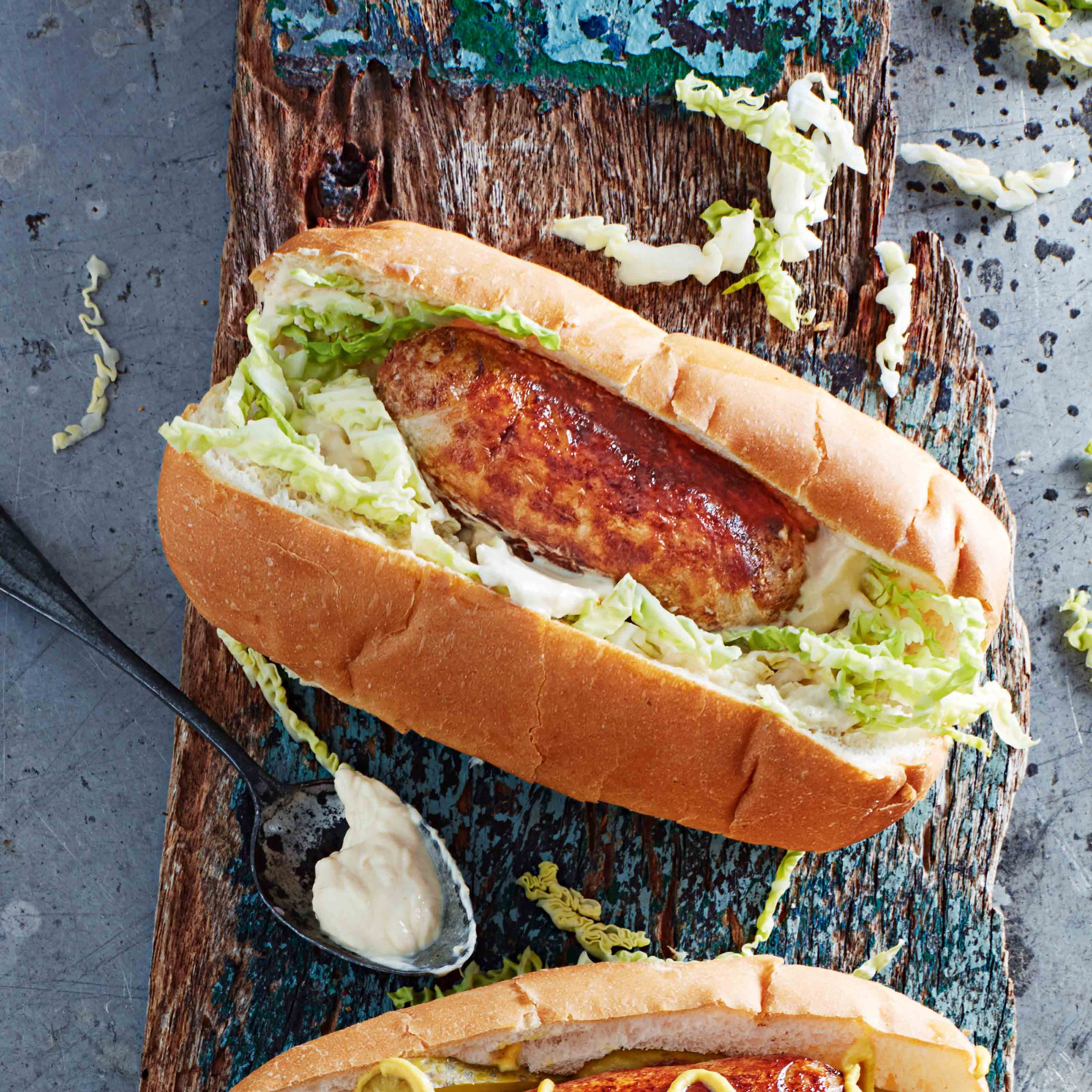 Photo of Middle Eastern hot dogs by WW