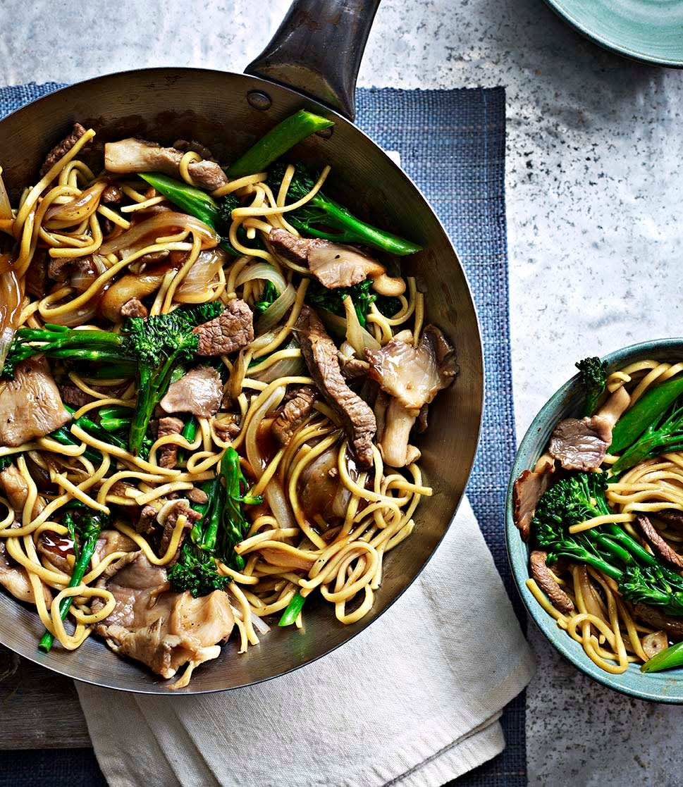 Photo of Stir-fried beef with oyster sauce by WW