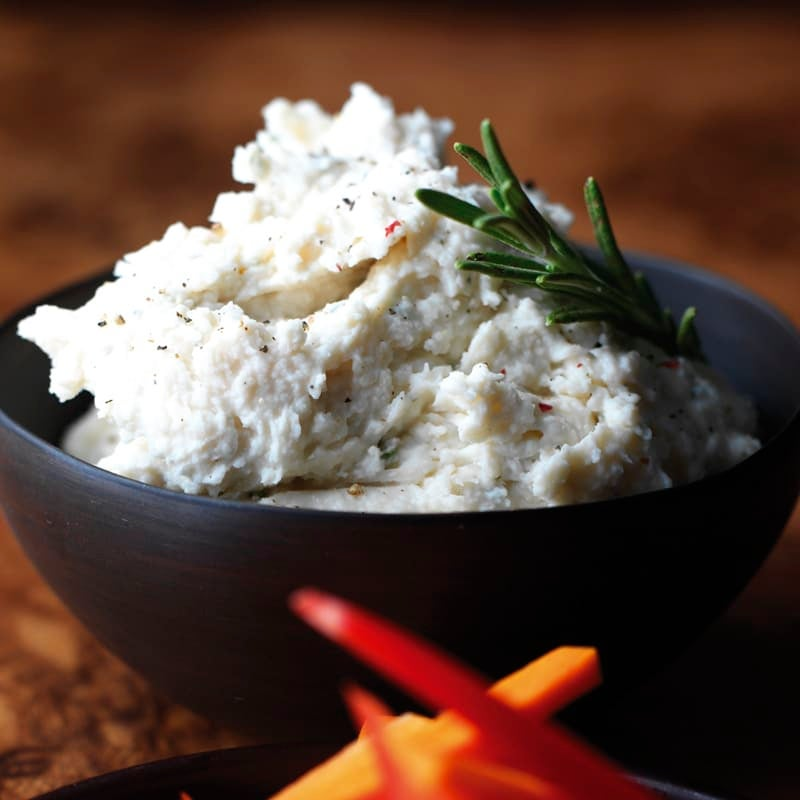 Photo of Roasted garlic, butter bean & rosemary dip by WW