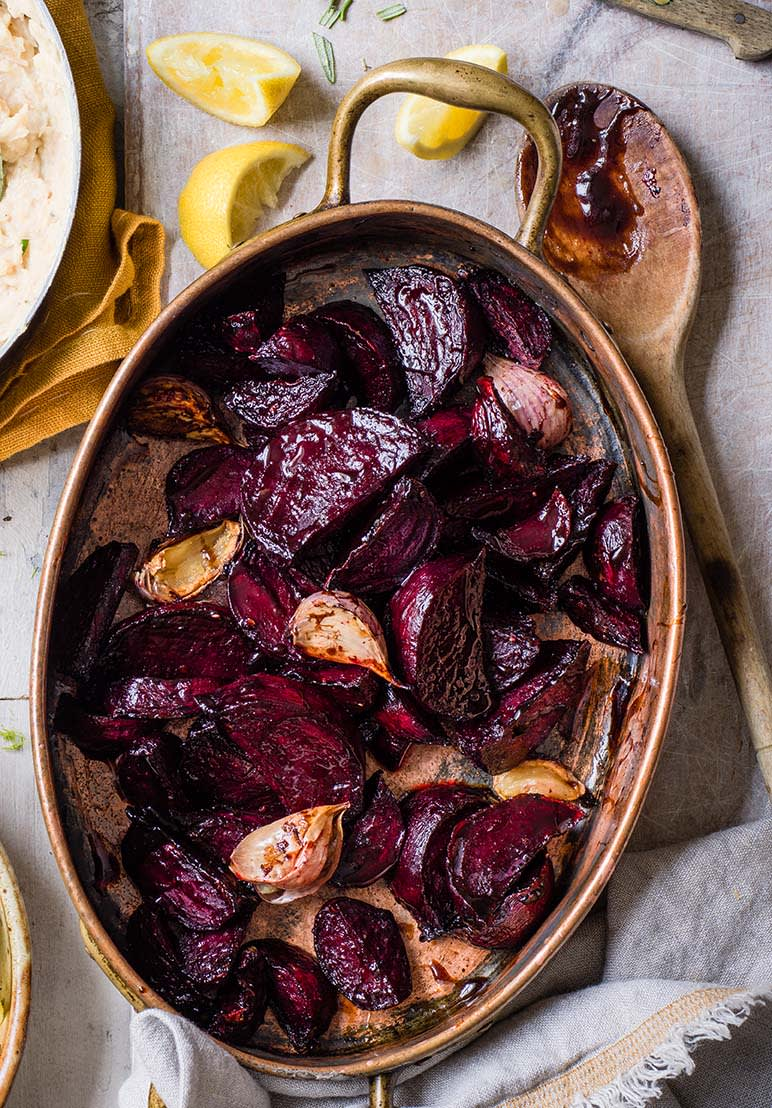 Photo of Roasted beetroot by WW