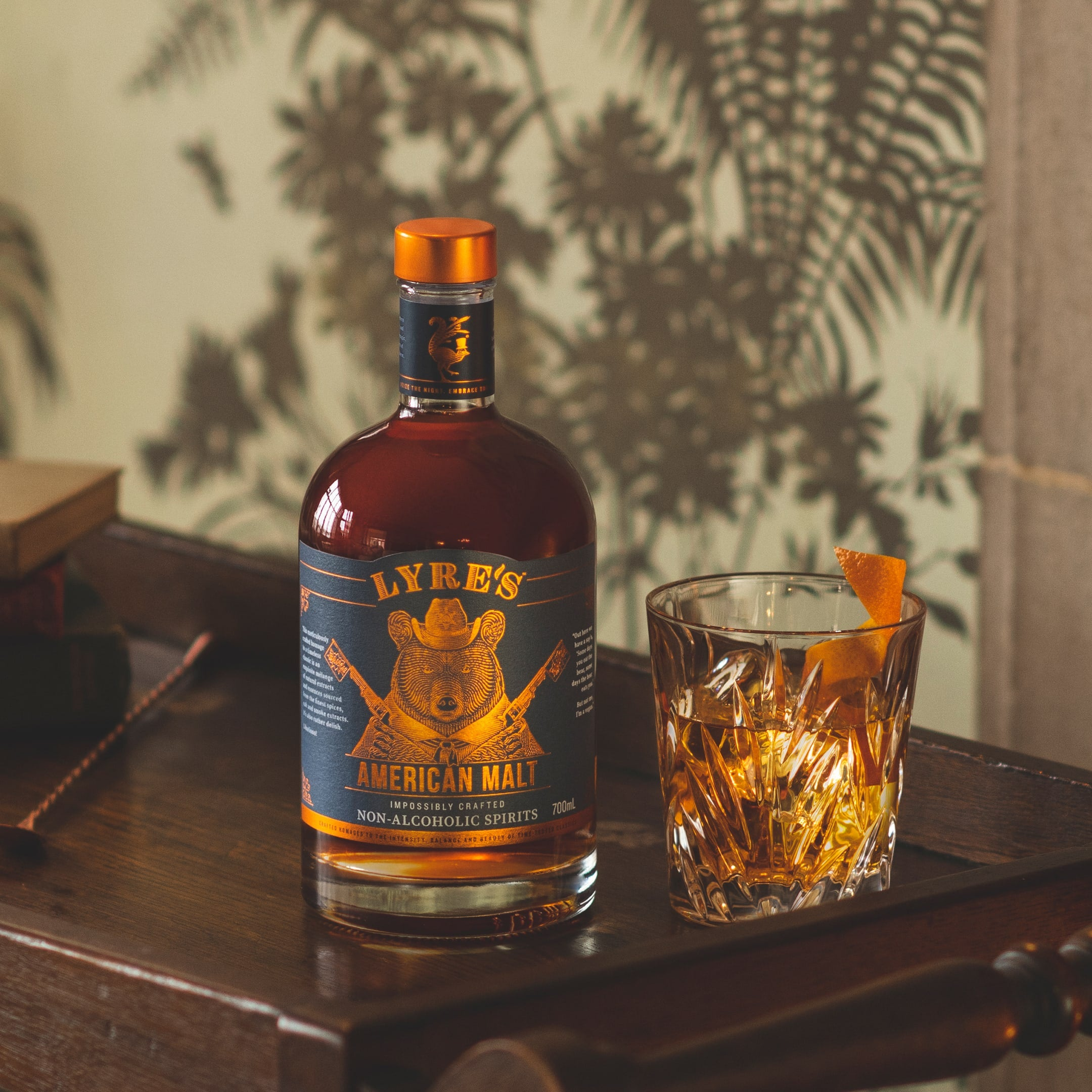 Photo of Lyre's Old Fashioned by WW