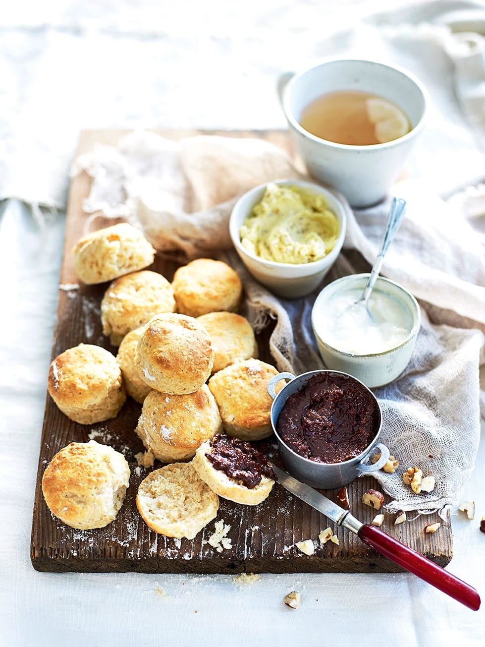 Photo of Wholemeal buttermilk scones by WW