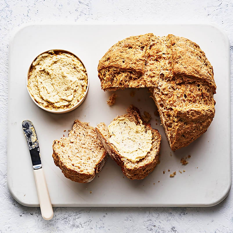 Photo of Soda bread with Guinness spread by WW