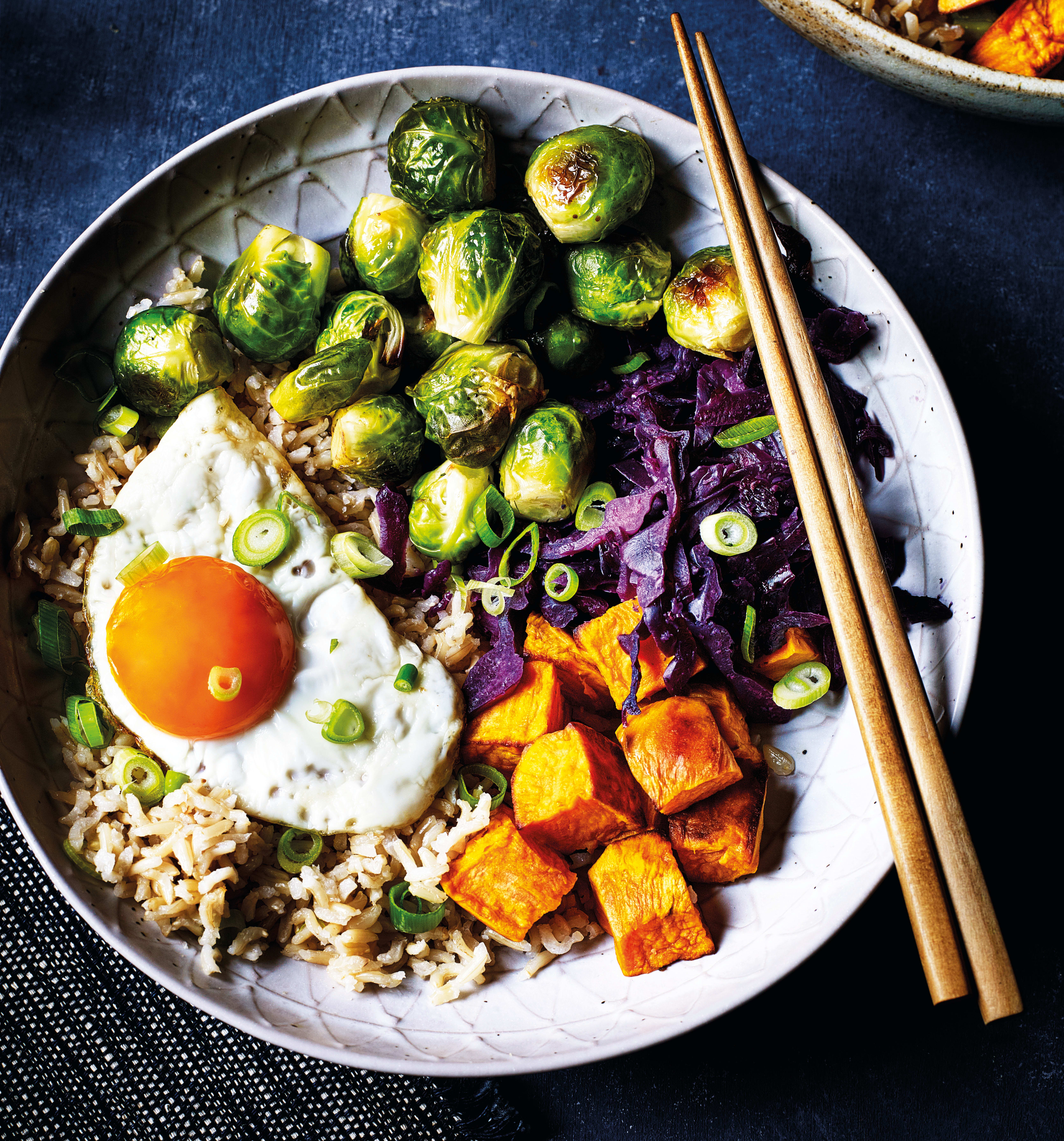 Photo of Asian-style grain bowl by WW