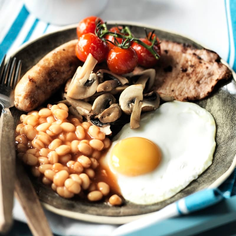 Photo of Healthier cooked breakfast by WW
