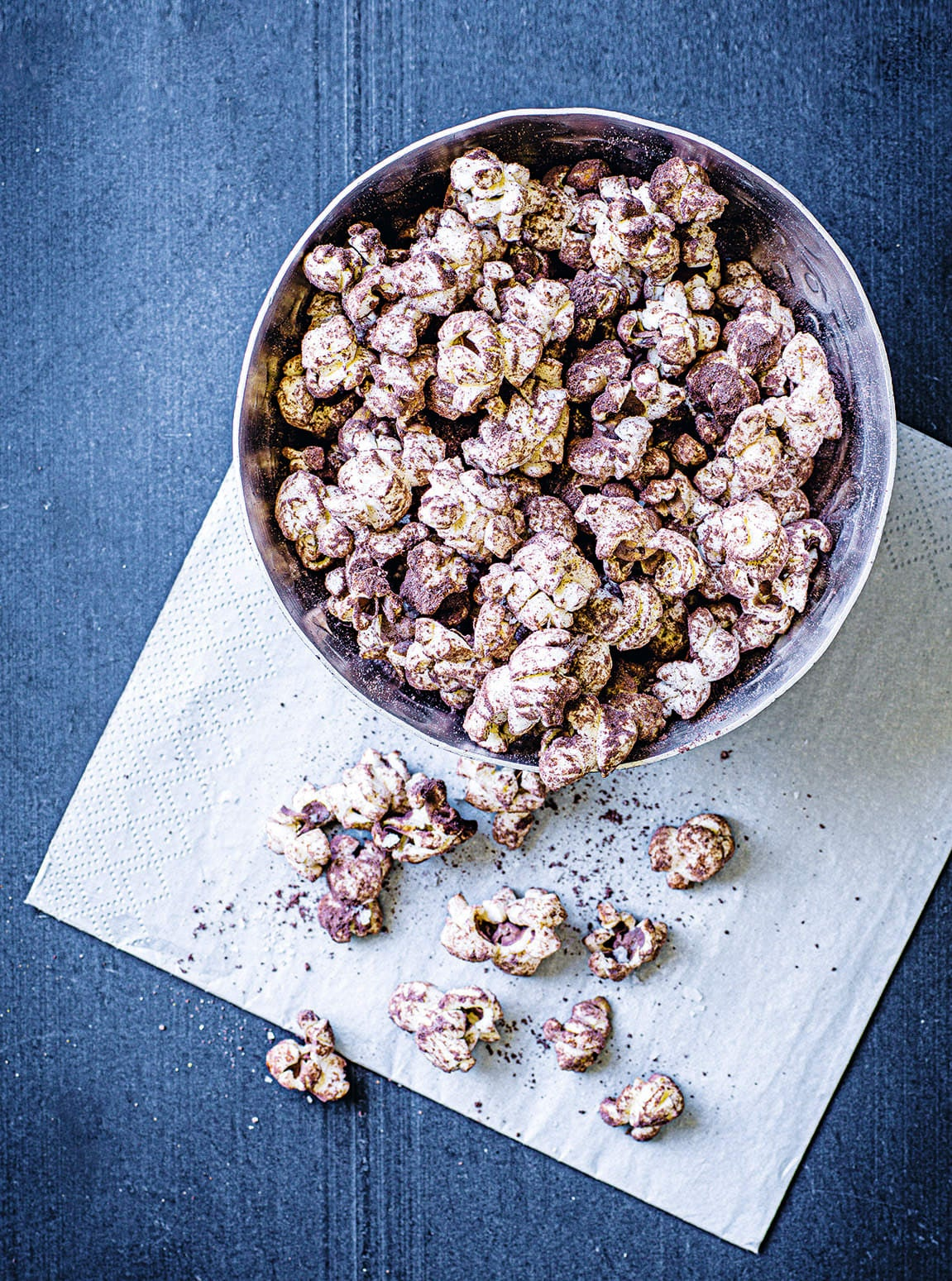 Photo of Salted chocolate popcorn by WW