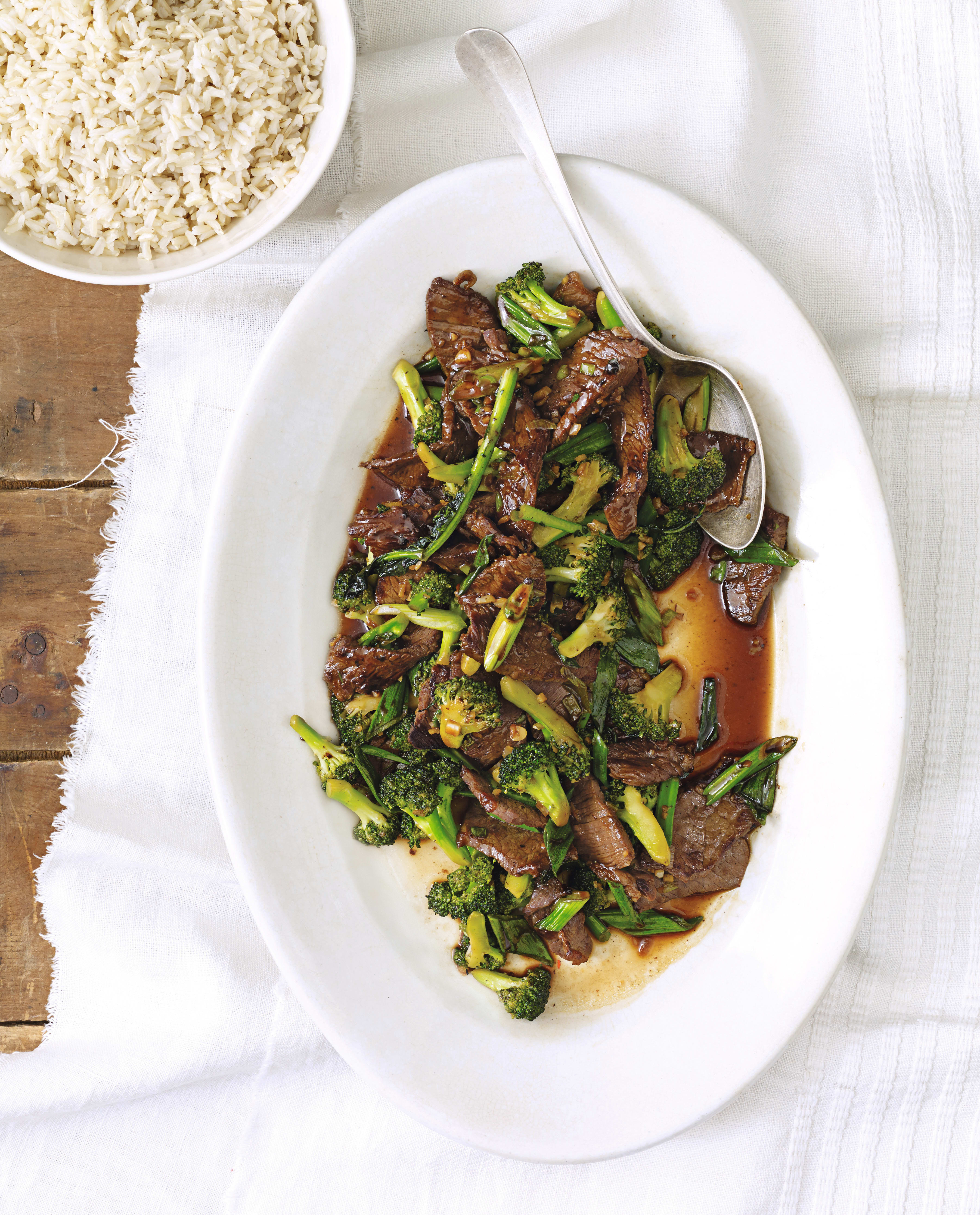 Photo of Mongolian Beef and Broccoli by WW