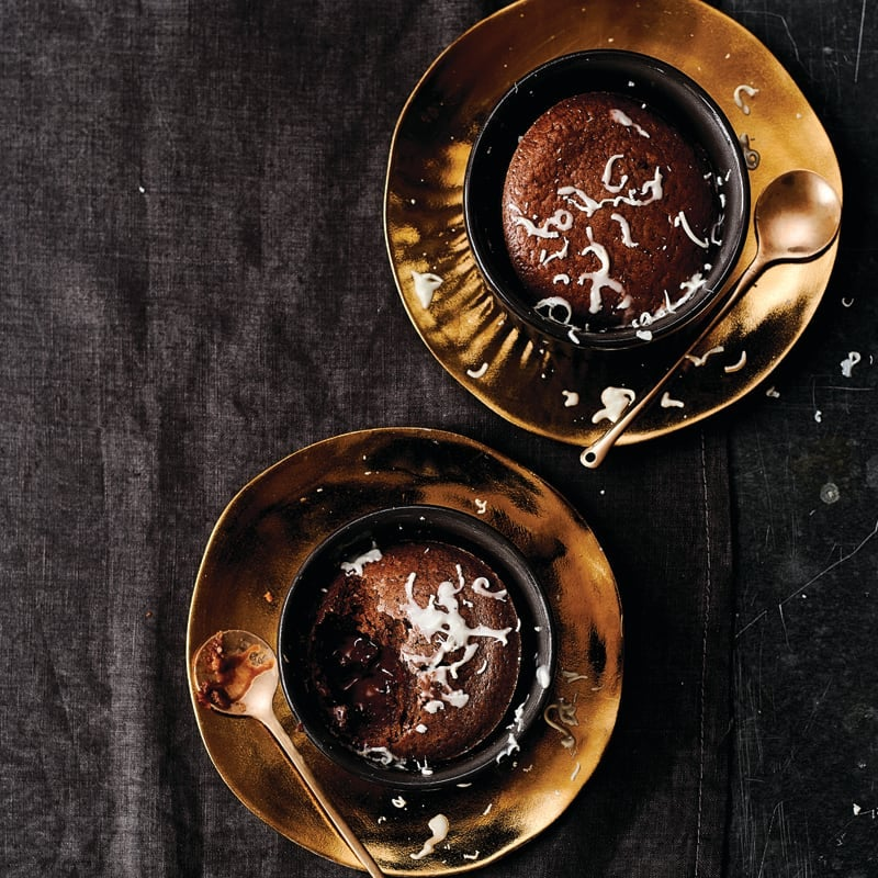Photo of Hot chocolate puddings by WW