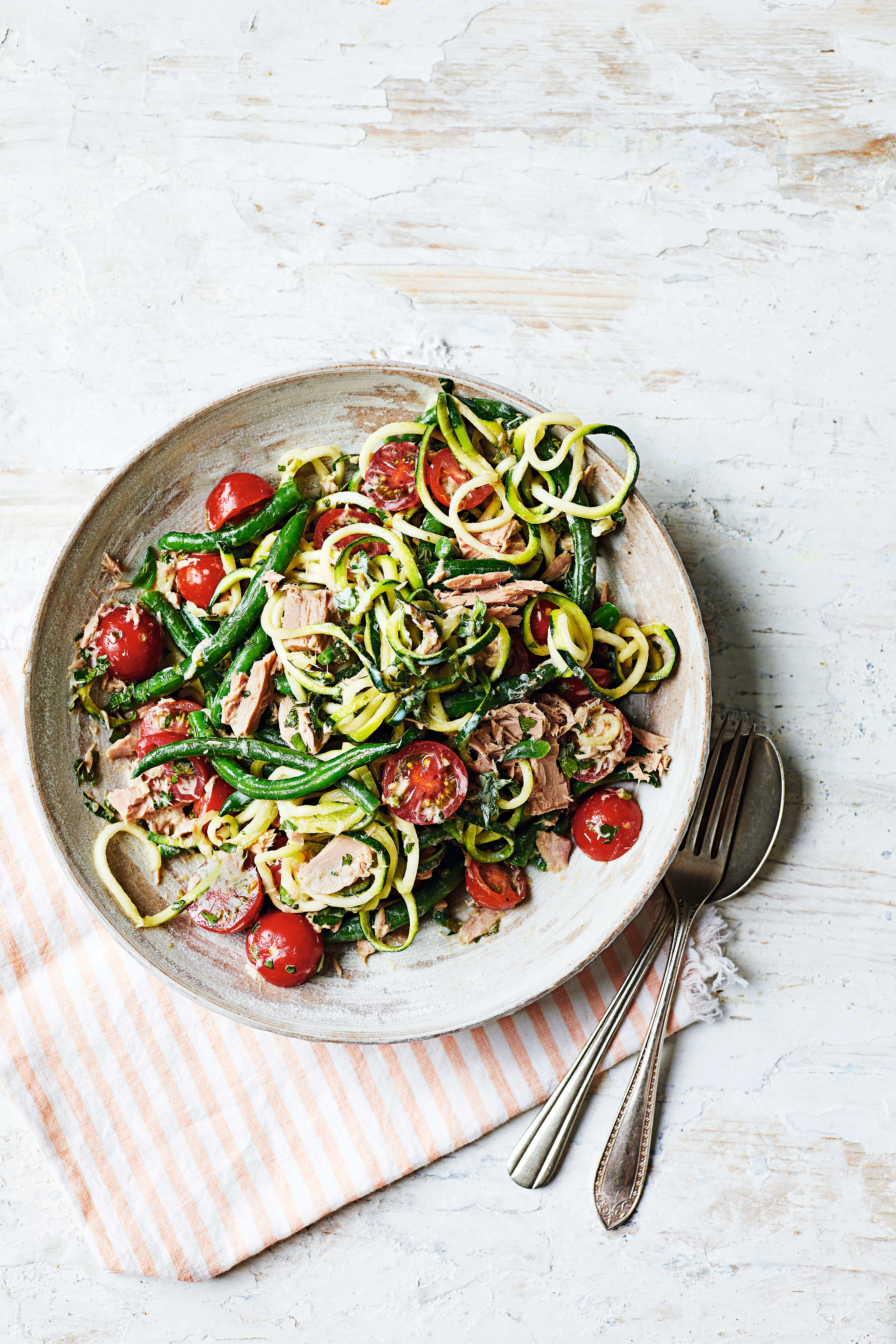 Photo of Tuna & courgette salad by WW