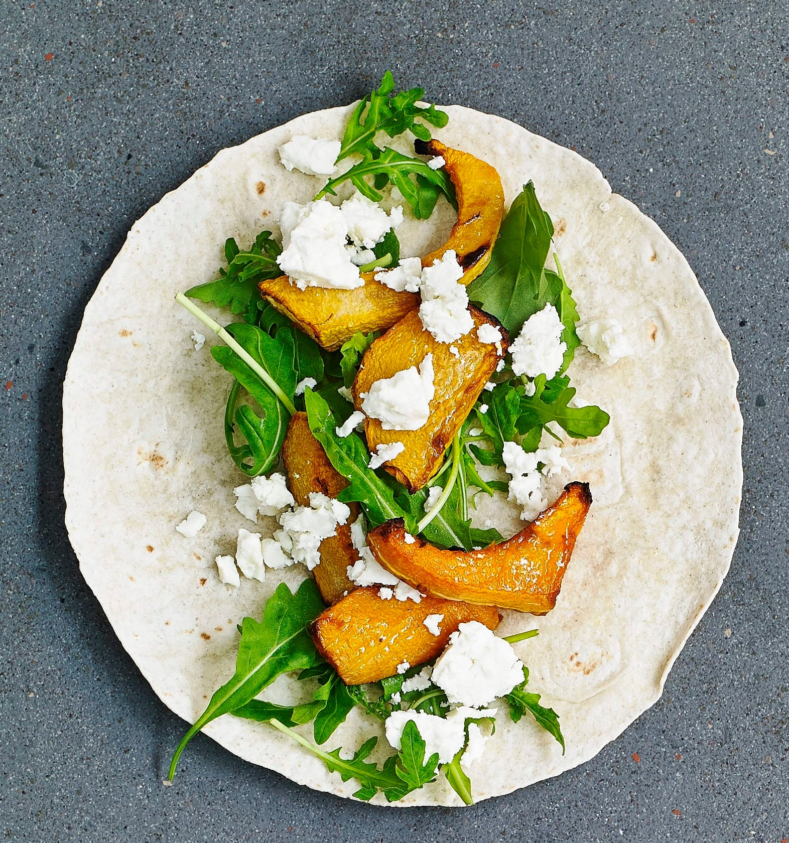 Photo of Roasted squash wrap by WW